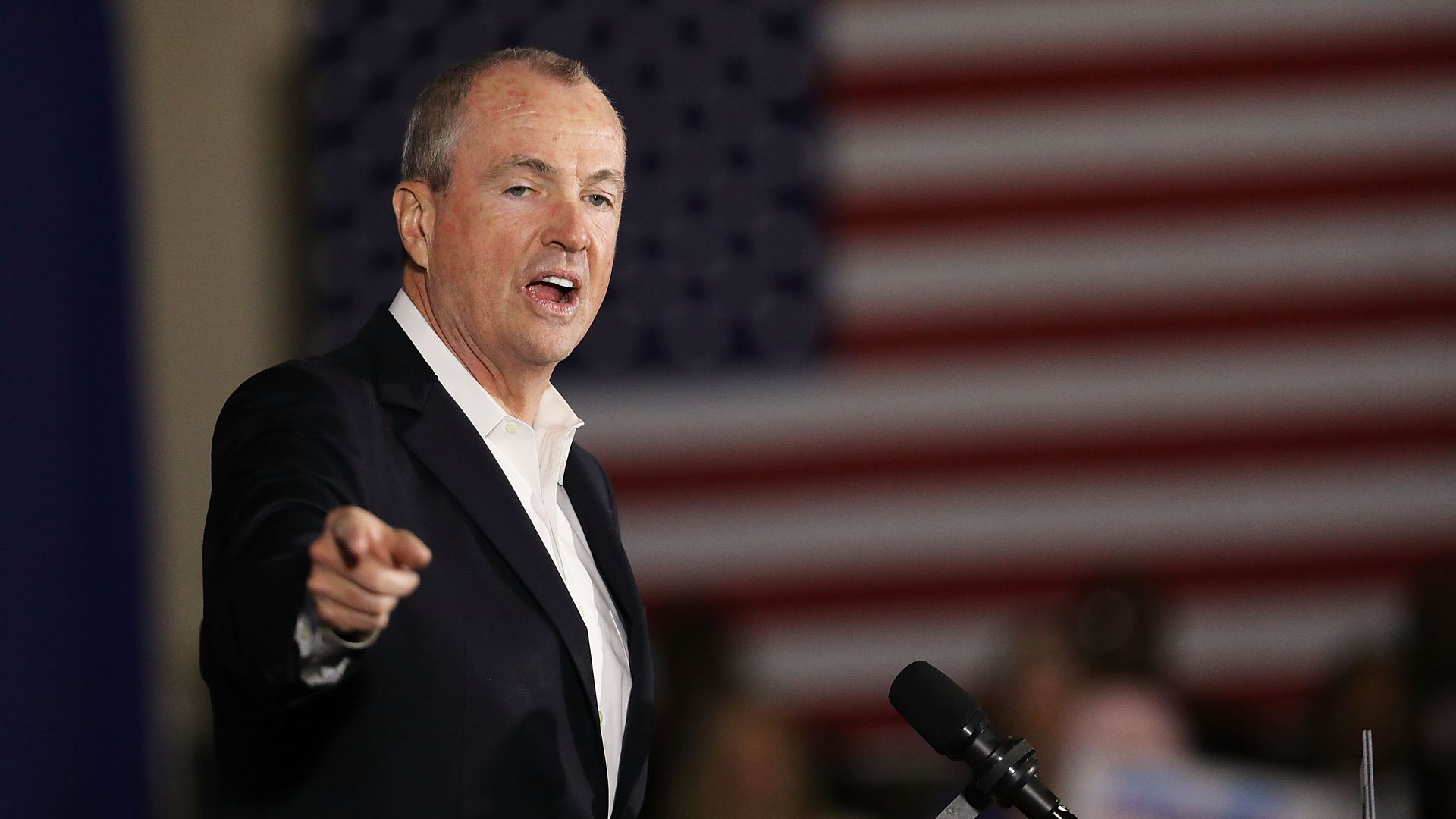 New Jersey Gov. Phil Murphy (D). Photo: Spencer Platt/Getty Images