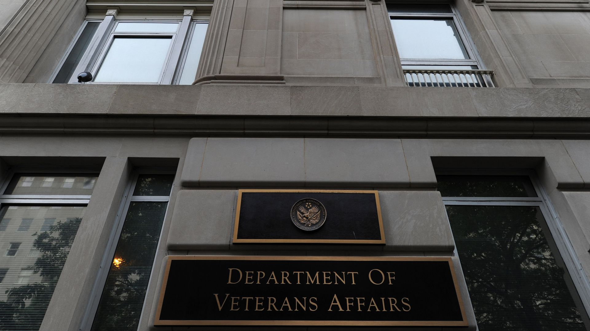 The Veterans Affairs headquarters