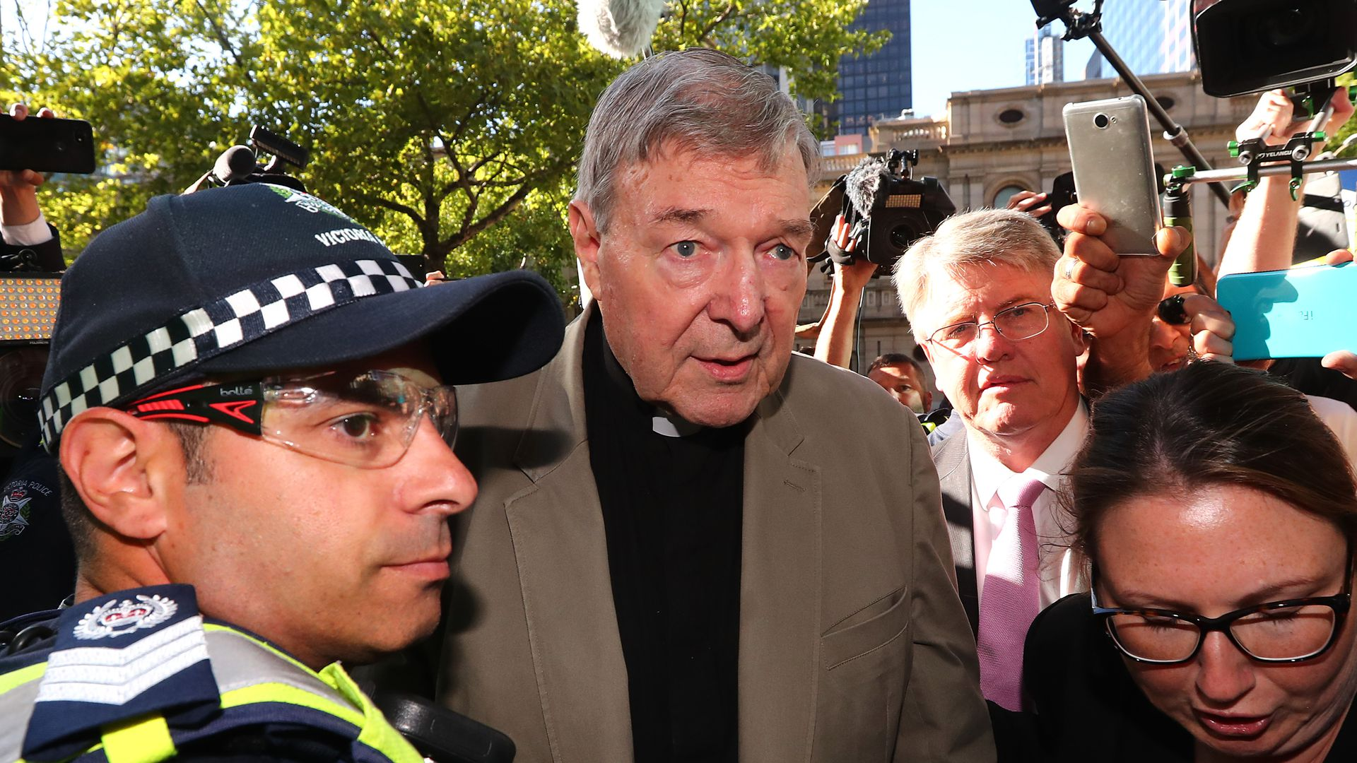 Cardinal George Pell plans to appeal his conviction.