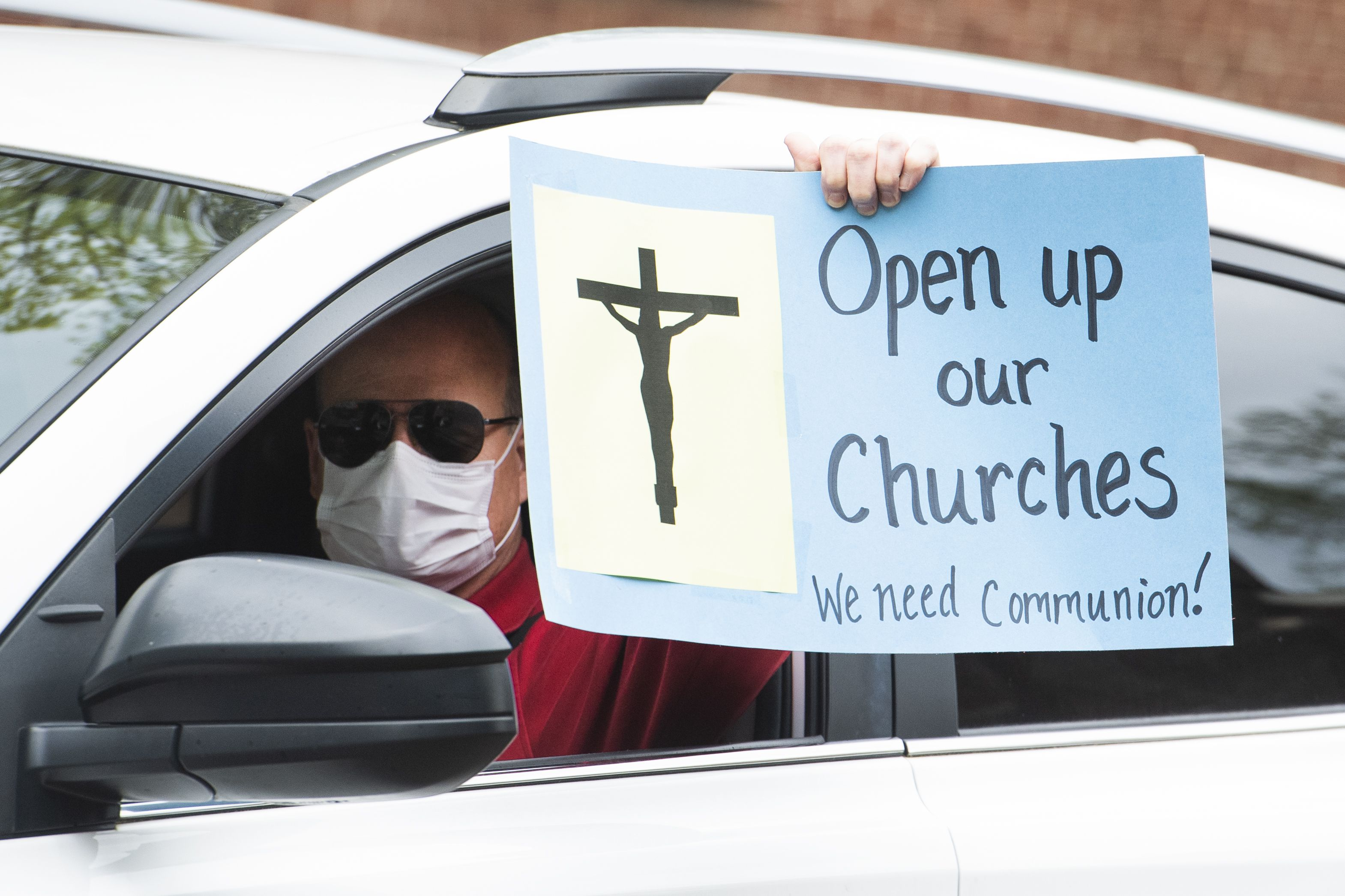 CDC: 38% of the attendees at an Arkansas church over a week contracted coronavirus