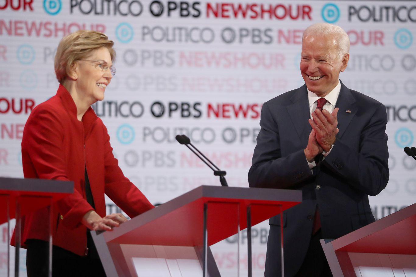 College students want Warren as Biden's VP pick thumbnail
