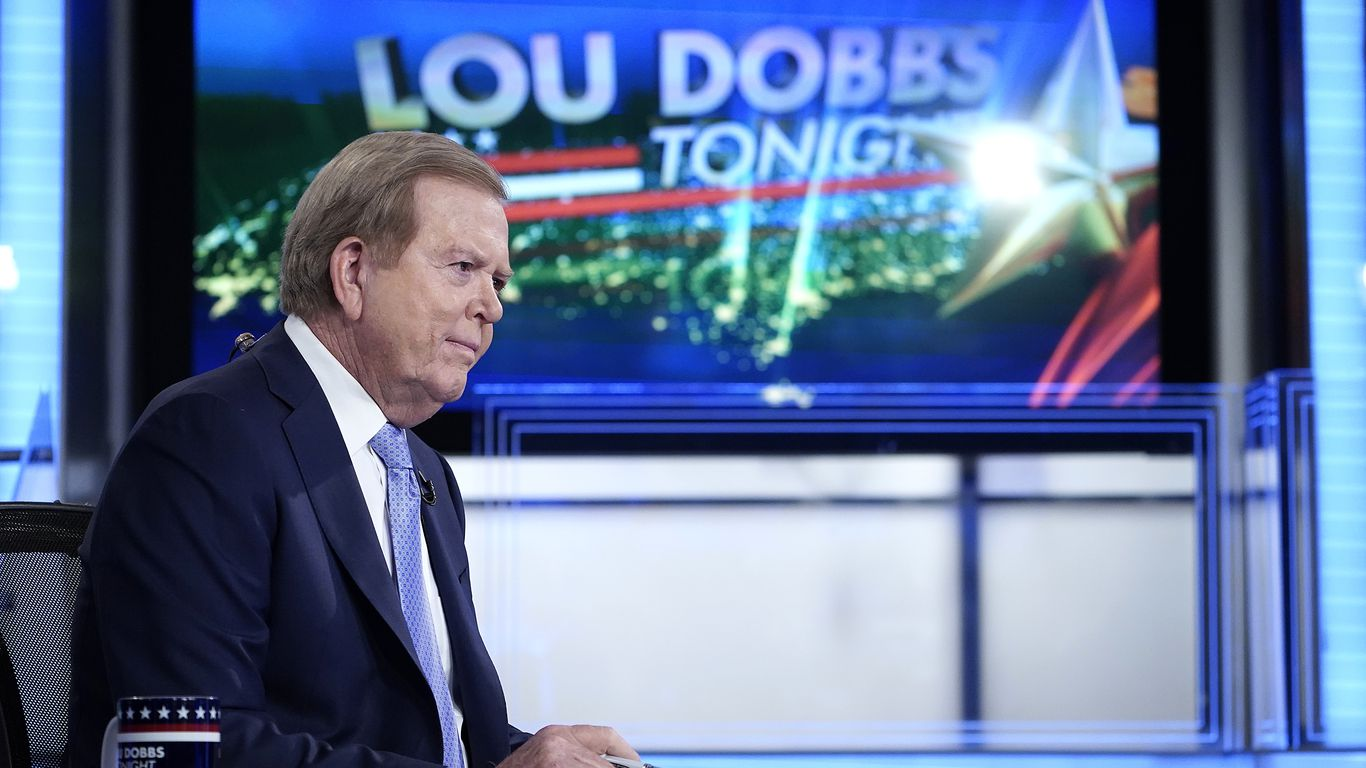 Fox News cancels Lou Dobbs' show