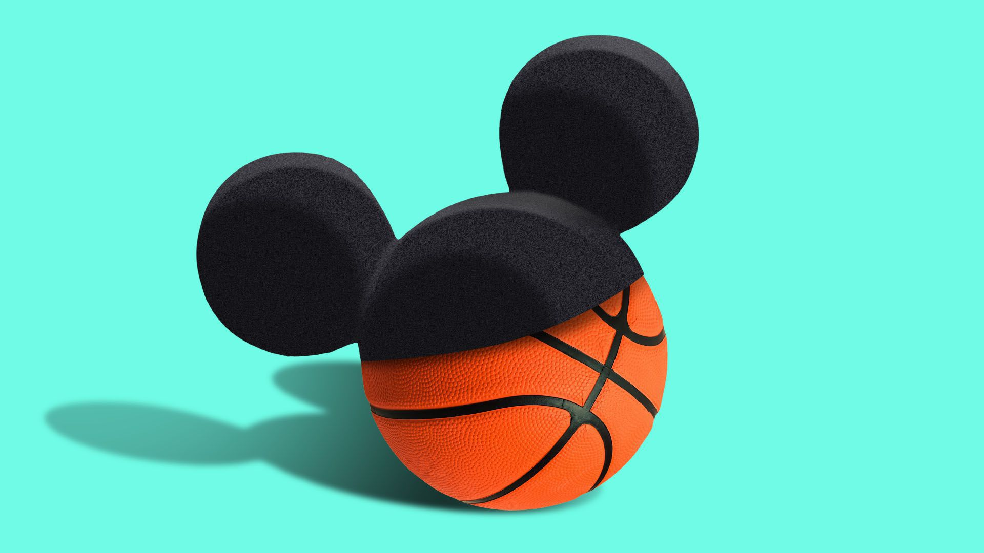 "Smart rings and salons: The NBA details life inside its Disney World ""bubble"" thumbnail"