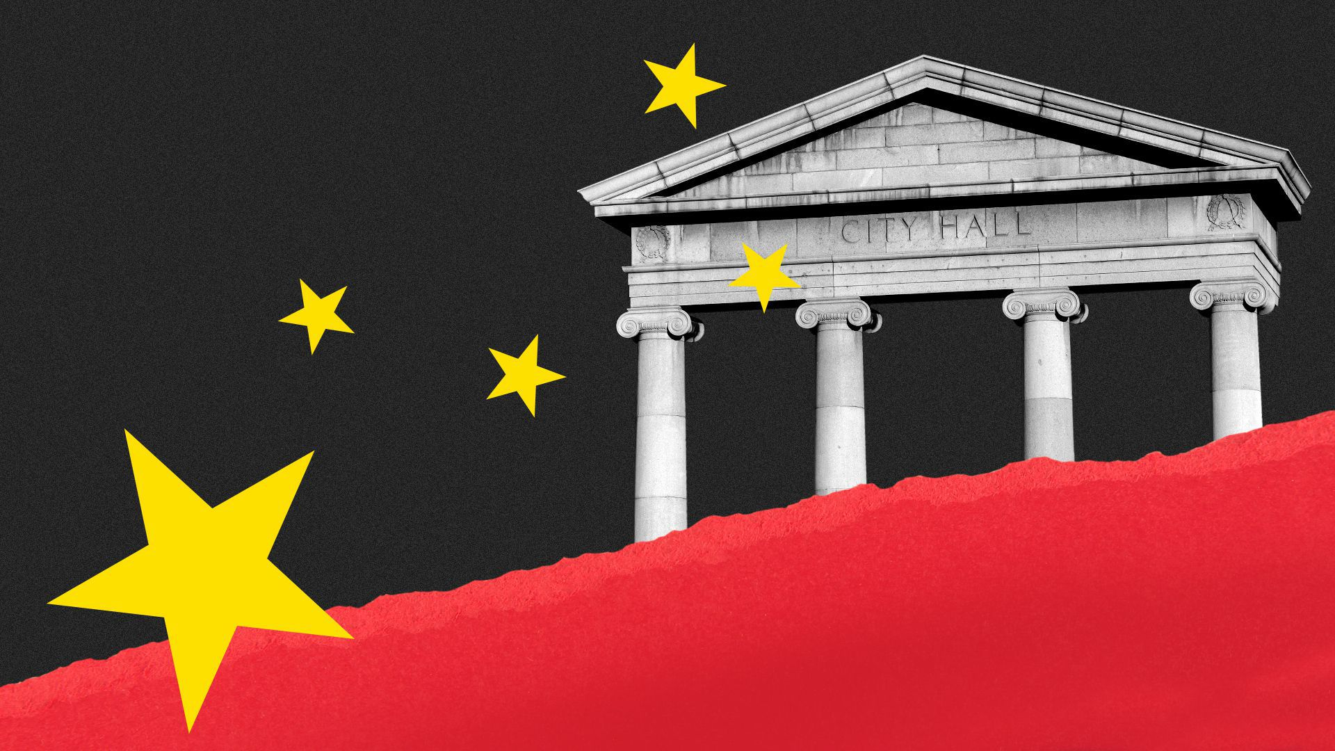 """Between the lines on Chinese strategy: """"Use the local to surround the center"""" - Axios"""