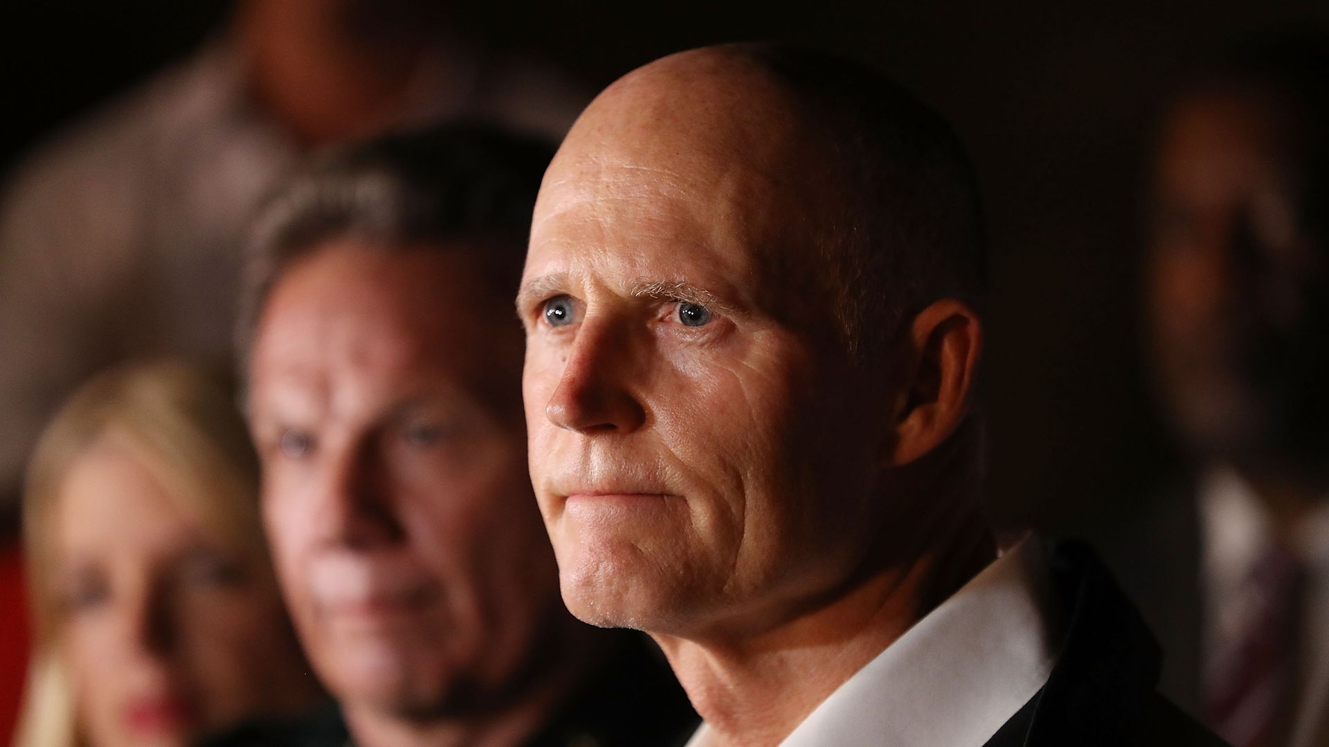 Florida Governor Rick Scott (R). Photo: Joe Raedle/Getty Images