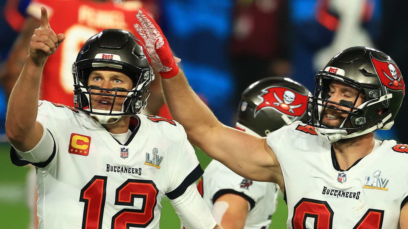 Tampa Bay Buccaneers win Super Bowl LV as Tom Brady clinches 7th title thumbnail