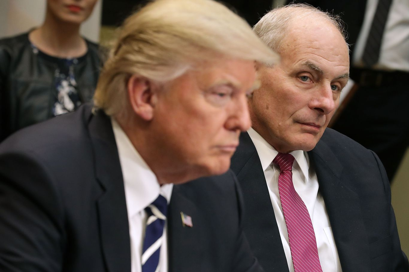 "John Kelly: Trump's delay in transitioning ""hurts our national security"""