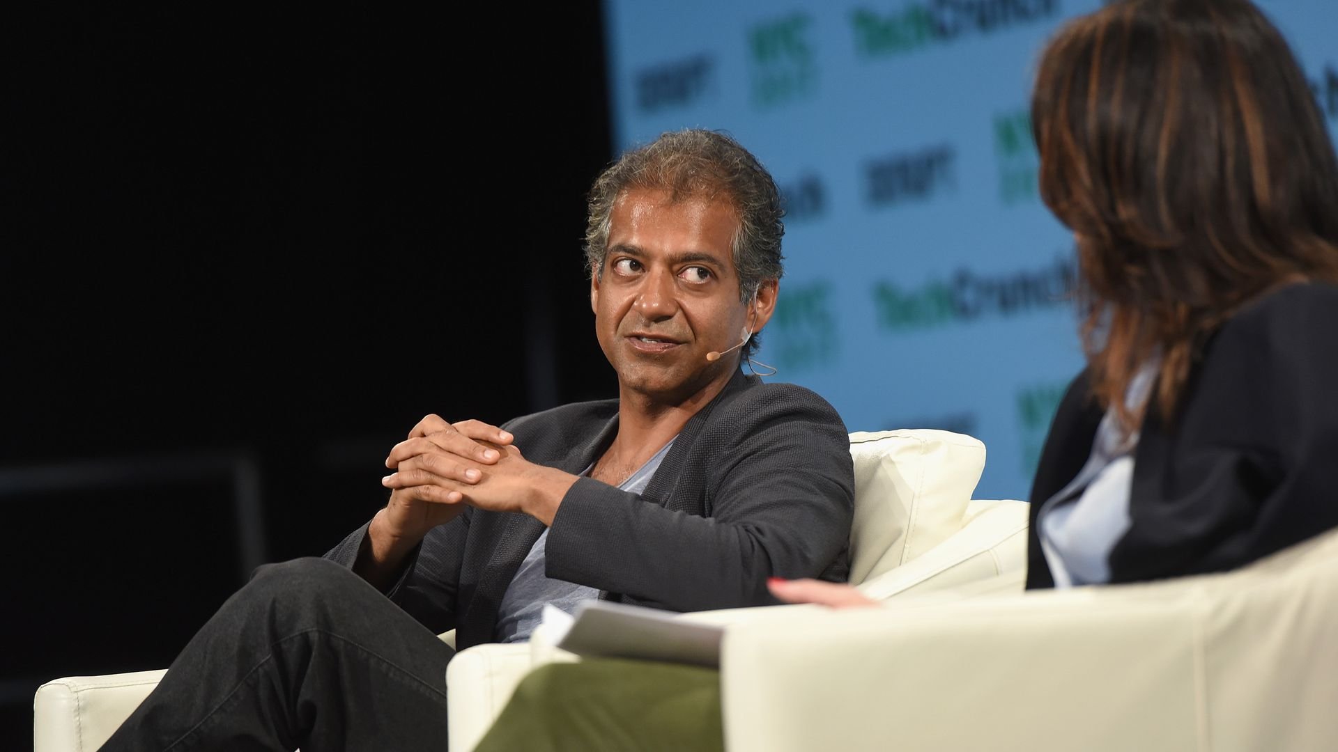 Photo of AngelList co-founder Naval Ravikant.