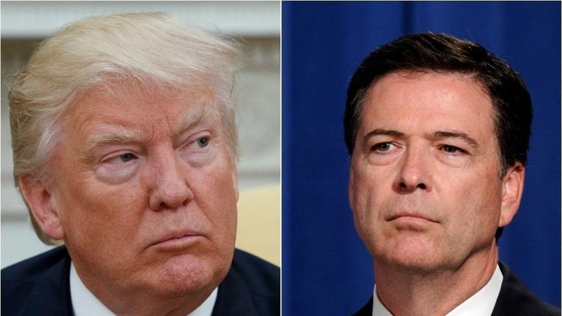 The Comey presidency: fired FBI head consumes Trump White House