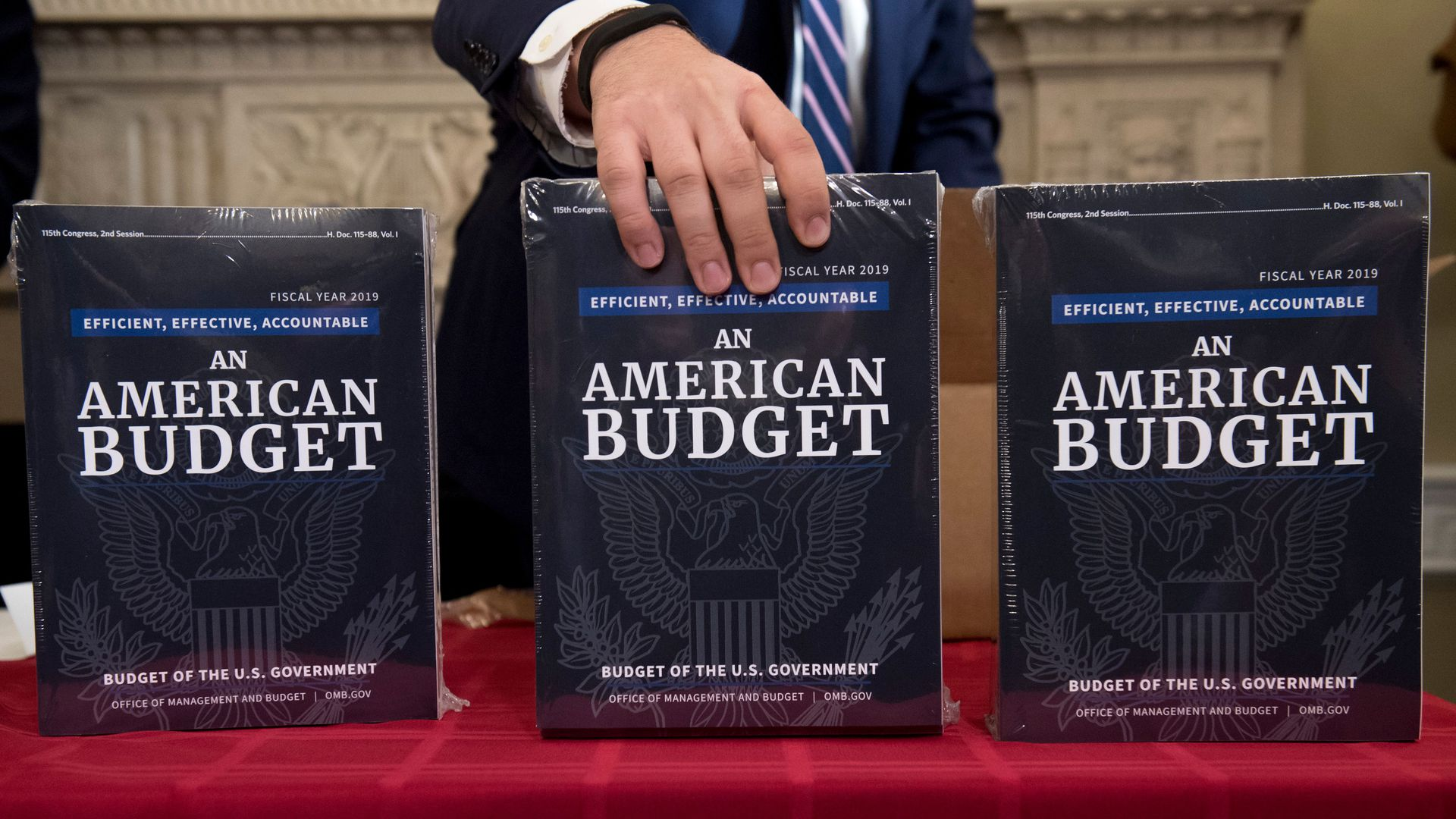 Copies of budget