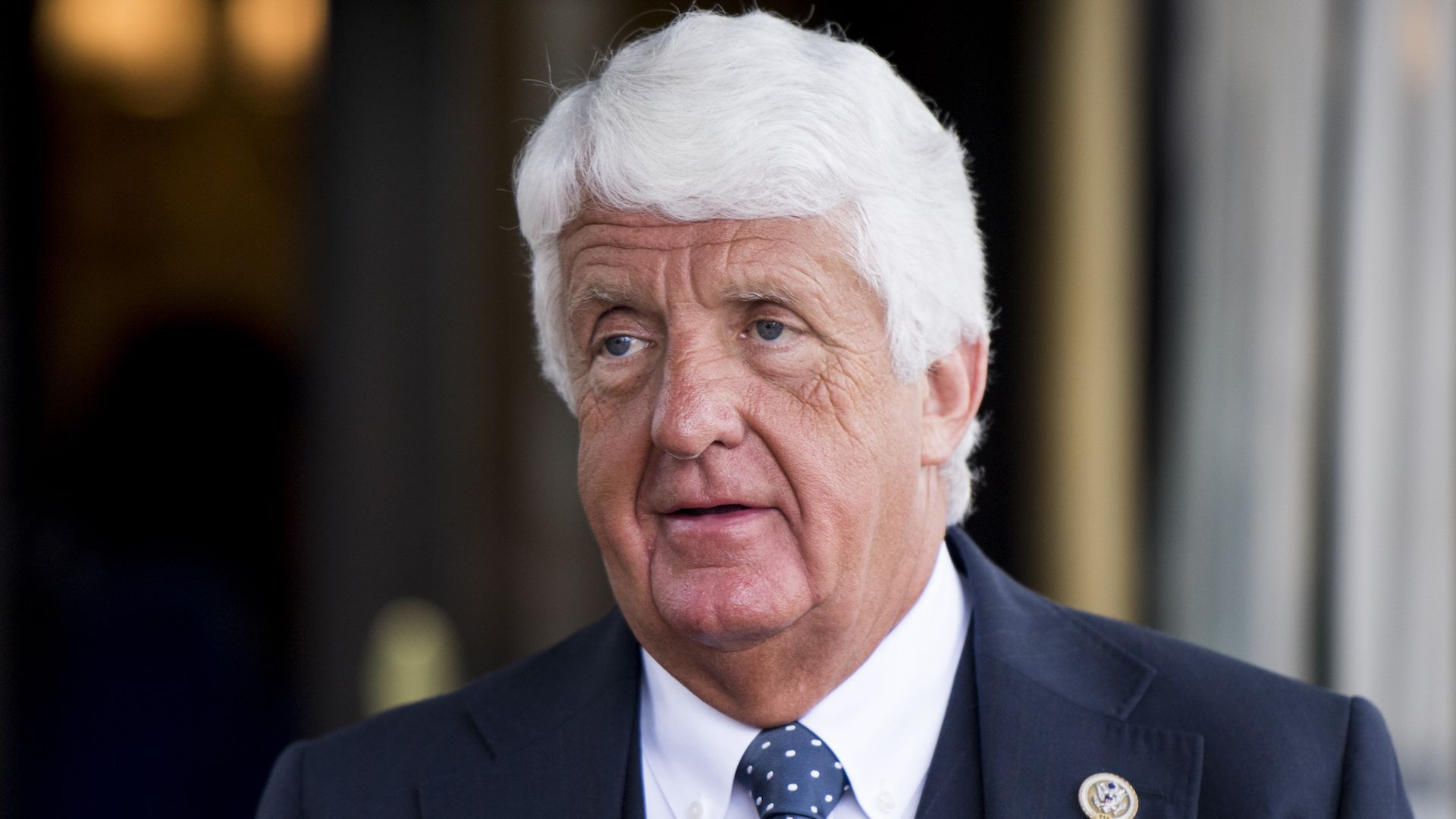 Rep. Rob Bishop, who made controversial comments on the Green New Deal.