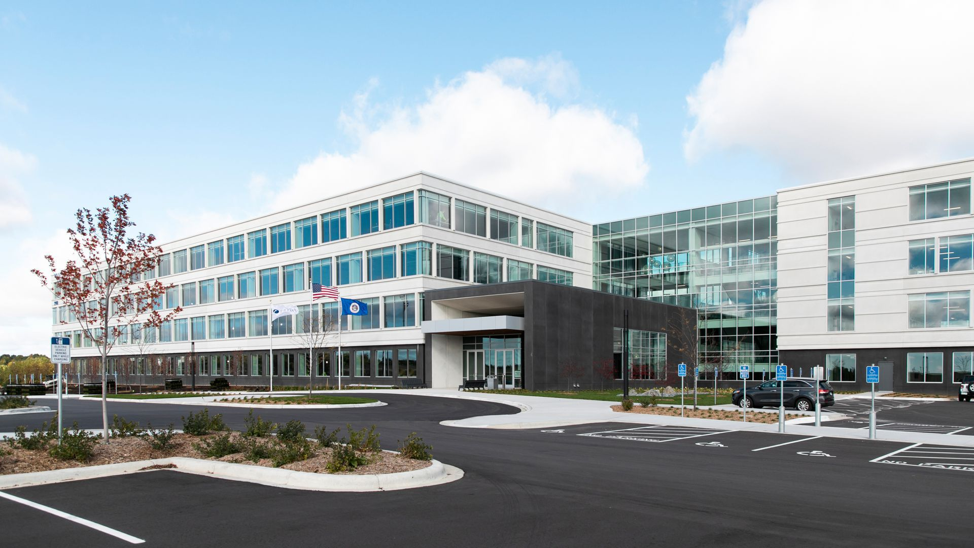 Prime Therapeutics' office in Eagan, Minnesota