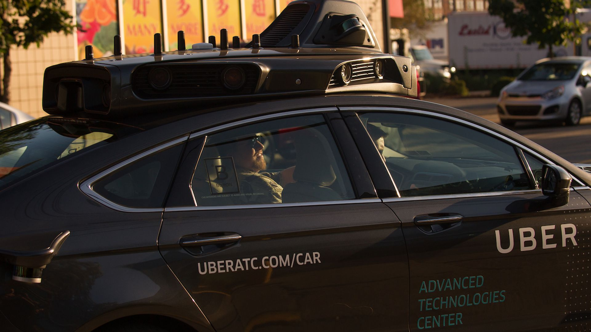 Uber raises $1 billion for its self-driving unit