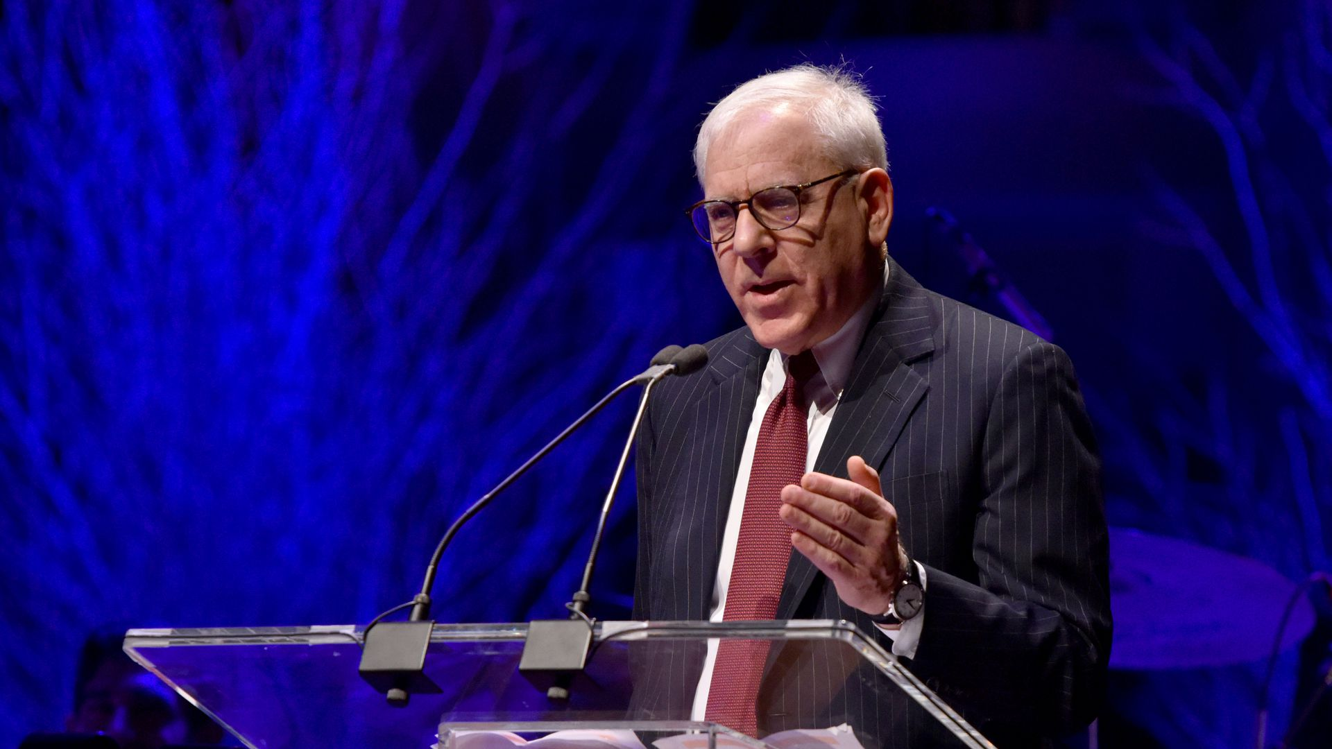 Carlyle Group co-founder David Rubeinstein