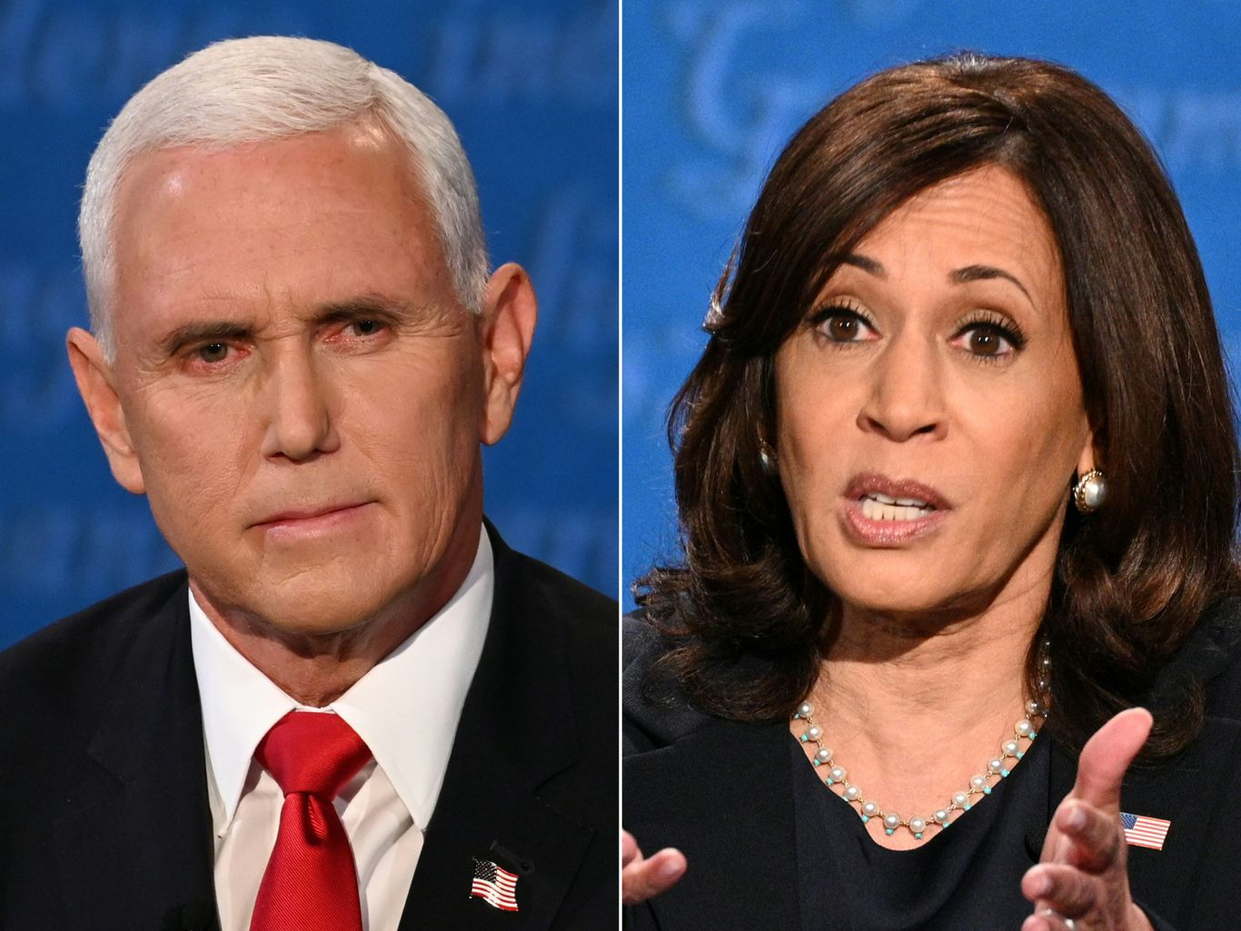 "Kamala Harris: If you have pre-existing conditions, Trump and Pence are ""coming for you"" thumbnail"