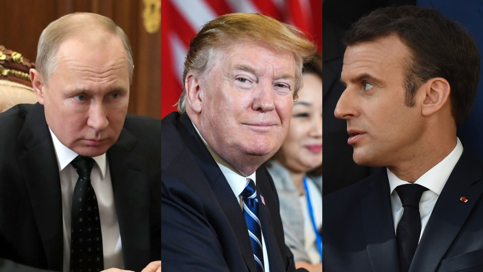 From Russia to France, countries around the world criticize Trump's Golan announcement