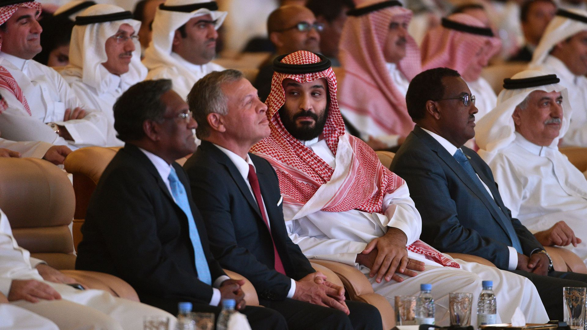 Saudi conference