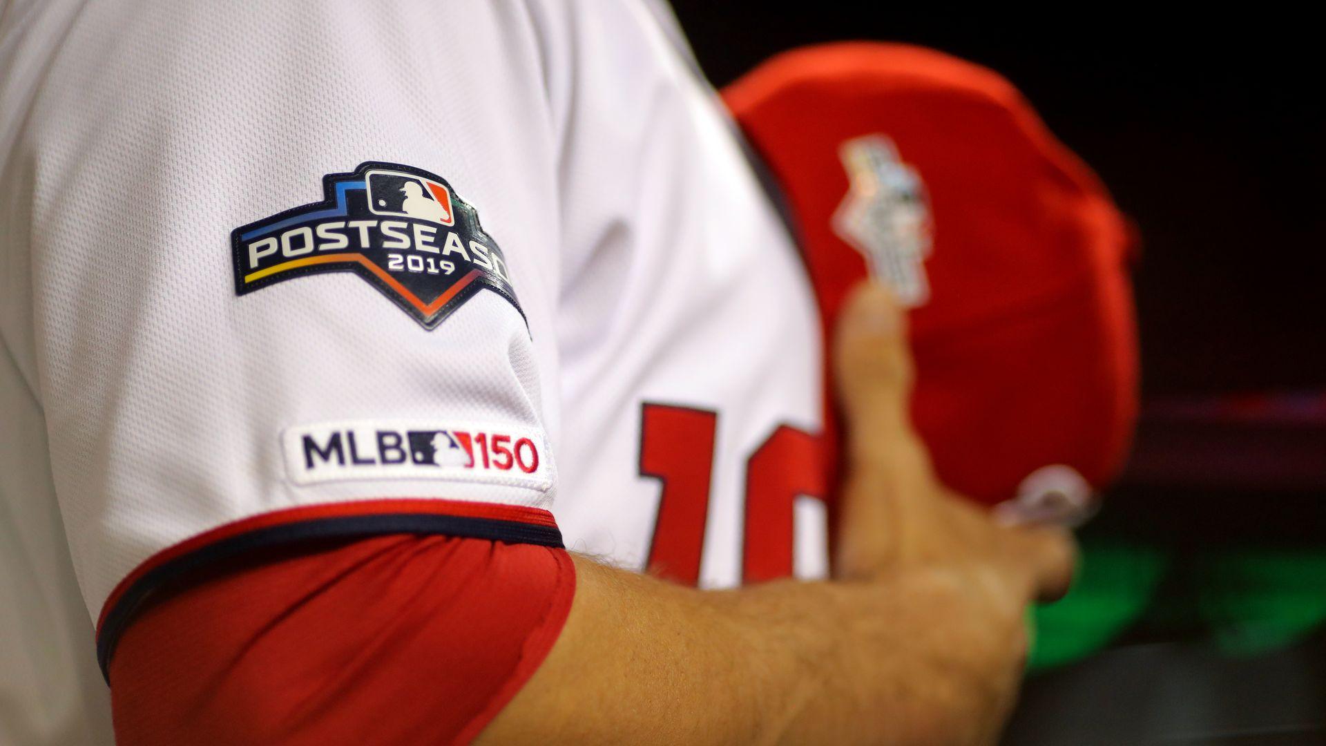 Major League Baseball uniform