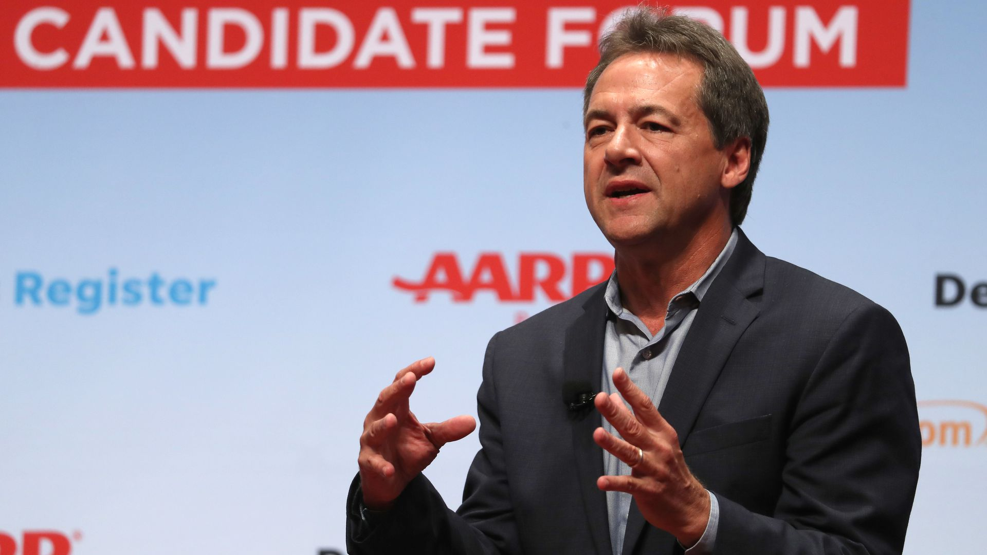 "2020 candidate Steve Bullock says we can be carbon neutral by 2040 ""or even earlier"""
