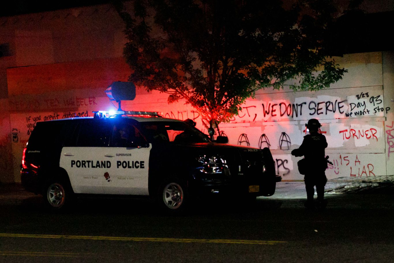 Portland fatal shooting amid clashes between Trump supporters and counterprotesters thumbnail