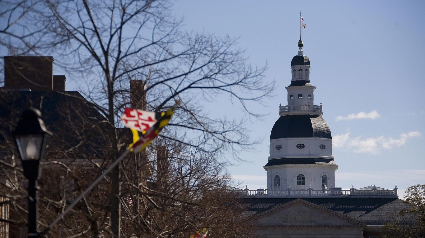 Maryland becomes first state to enact tax on digital advertising