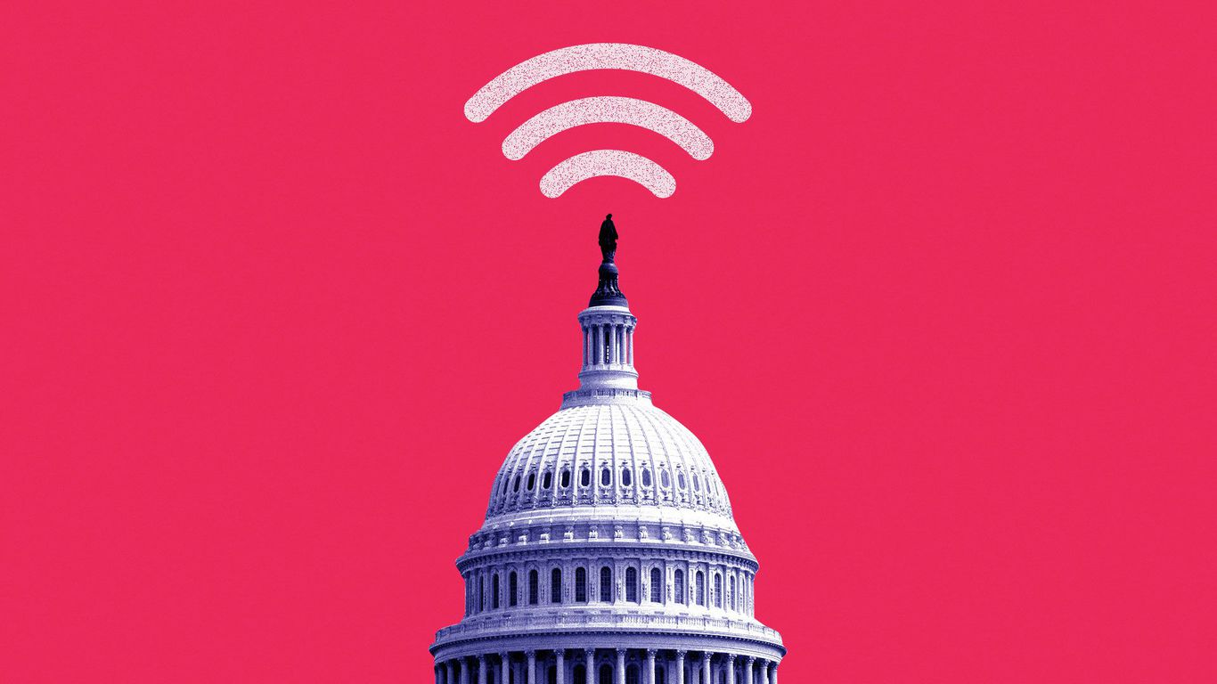 FCC splits up auto safety airwaves for WiFi