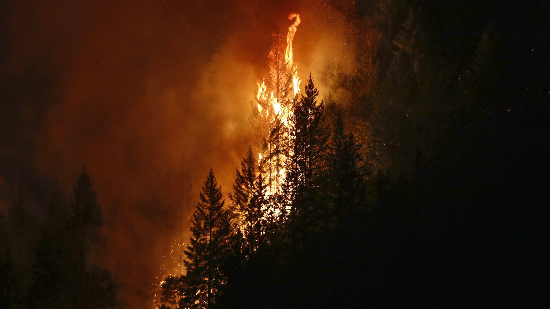 Fire And Ice Memory And Forgetting >> Fire Tornado That Hit Redding California Had 143 Mile Per Hour