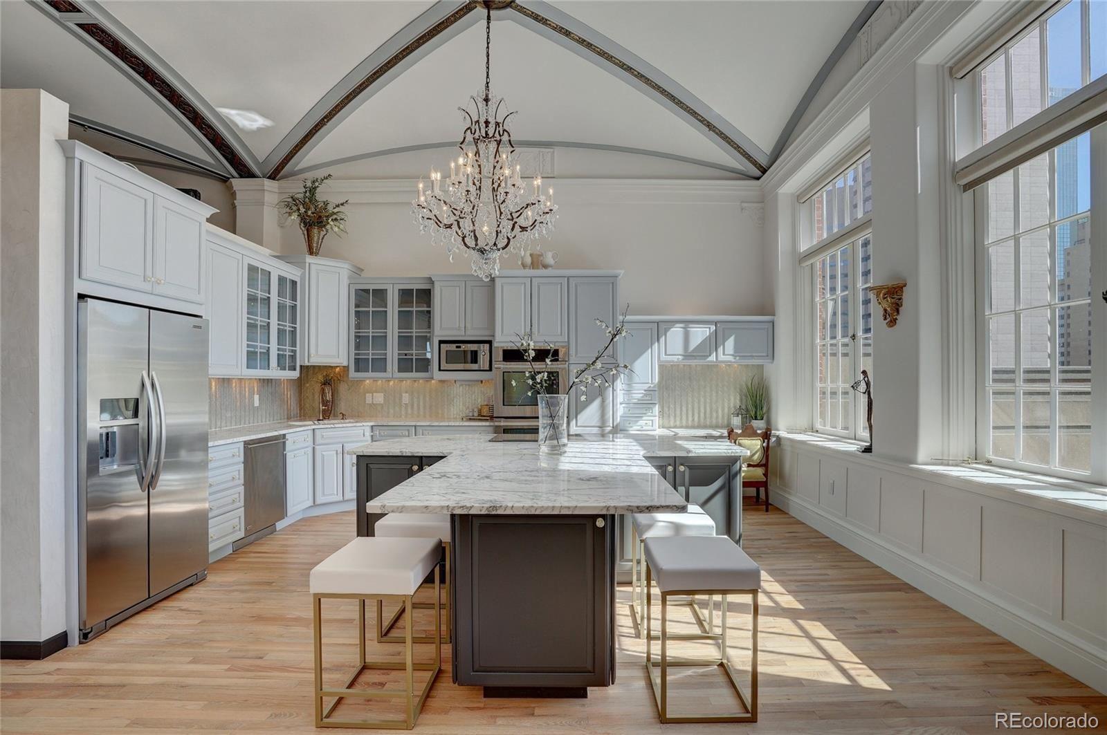 1555 California St. #502  kitchen