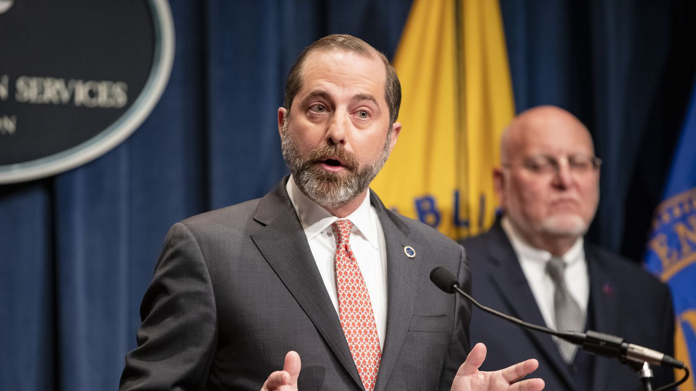 House panel subpoenas HHS and CDC heads over claims of political interference
