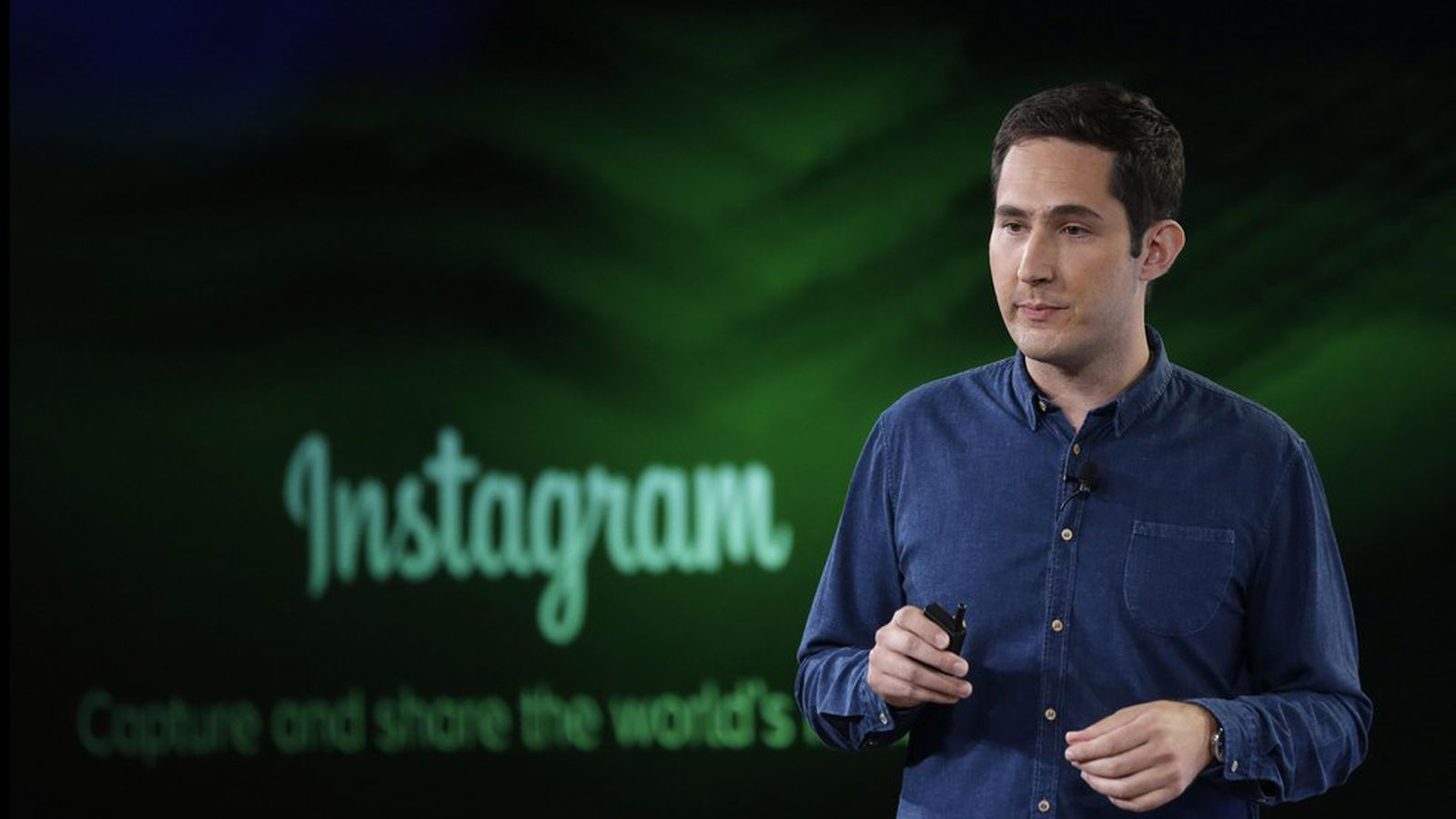 Instagram co-founder shares one thing he does every day - Axios