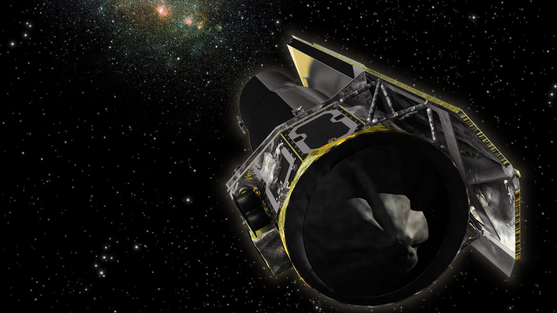 NASA will end the Spitzer Space Telescope's mission in 2020