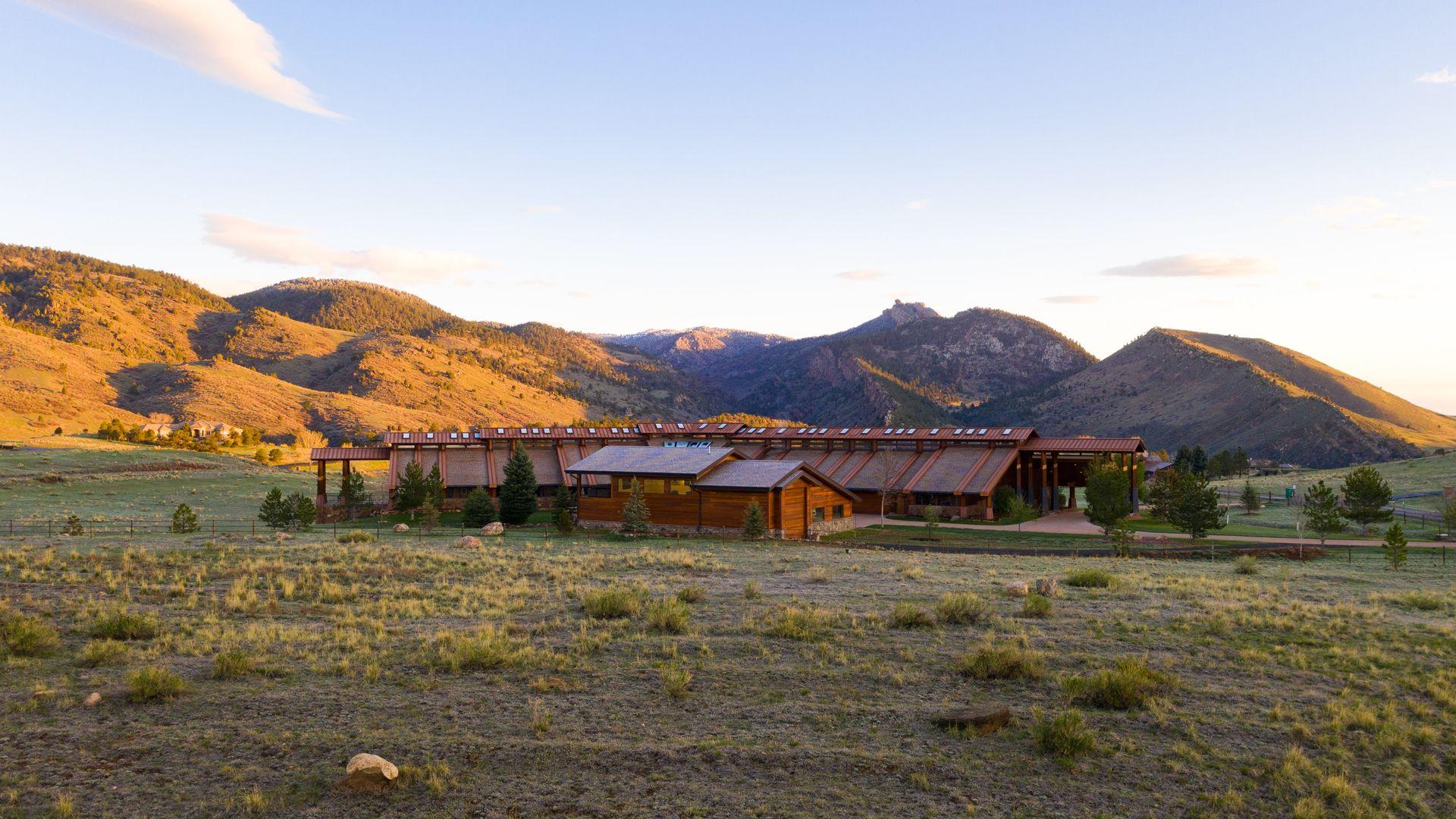 Colorado Mountain house on 35 acres asks $7M