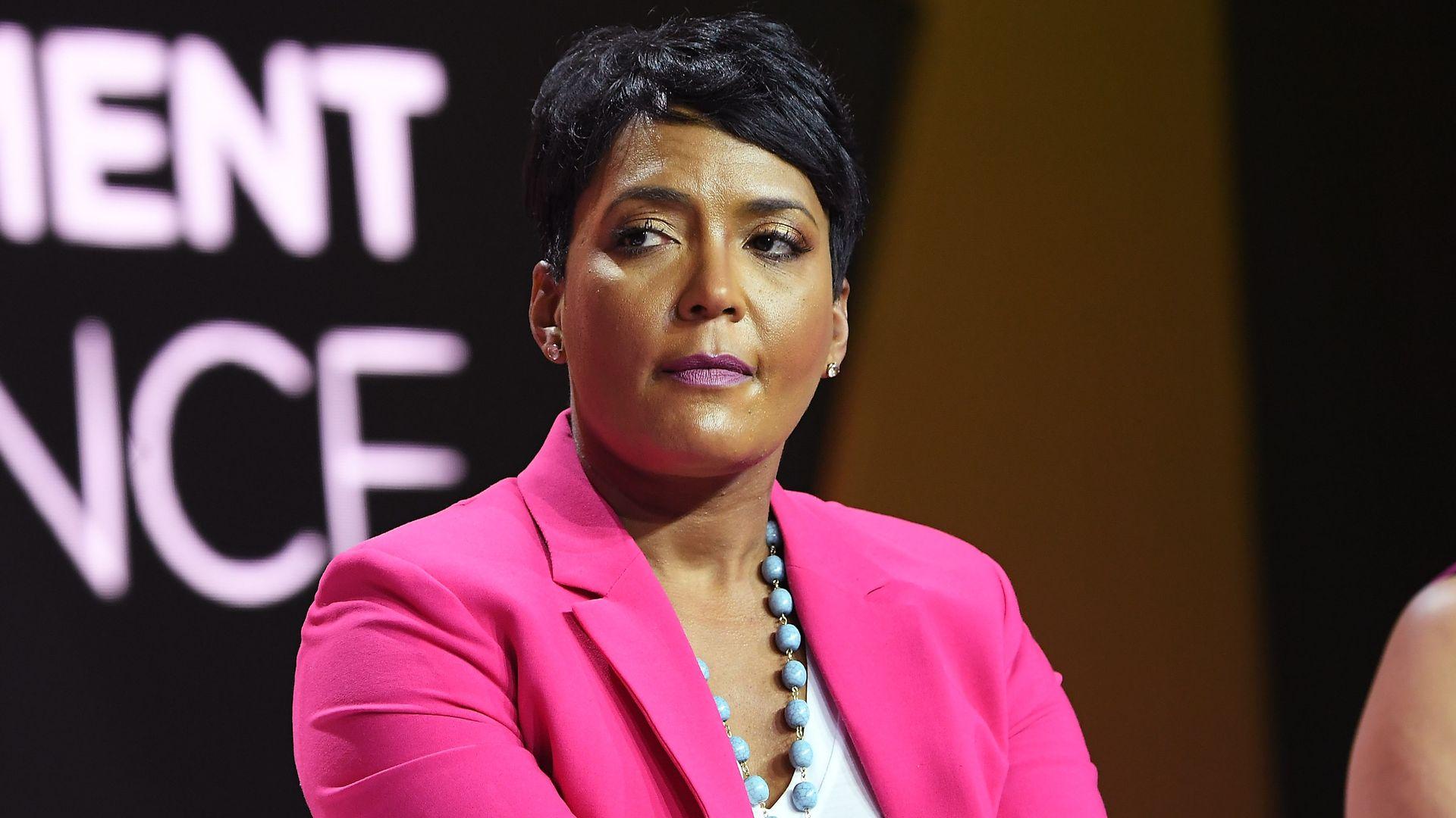 Atlanta Mayor Keisha Lance Bottoms will not run for re-election - Axios