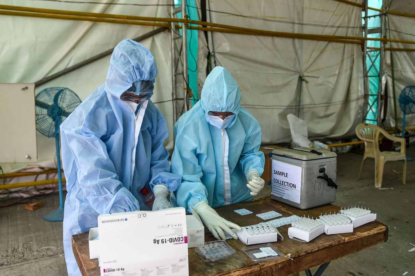 India reimposes lockdowns as coronavirus cases soar