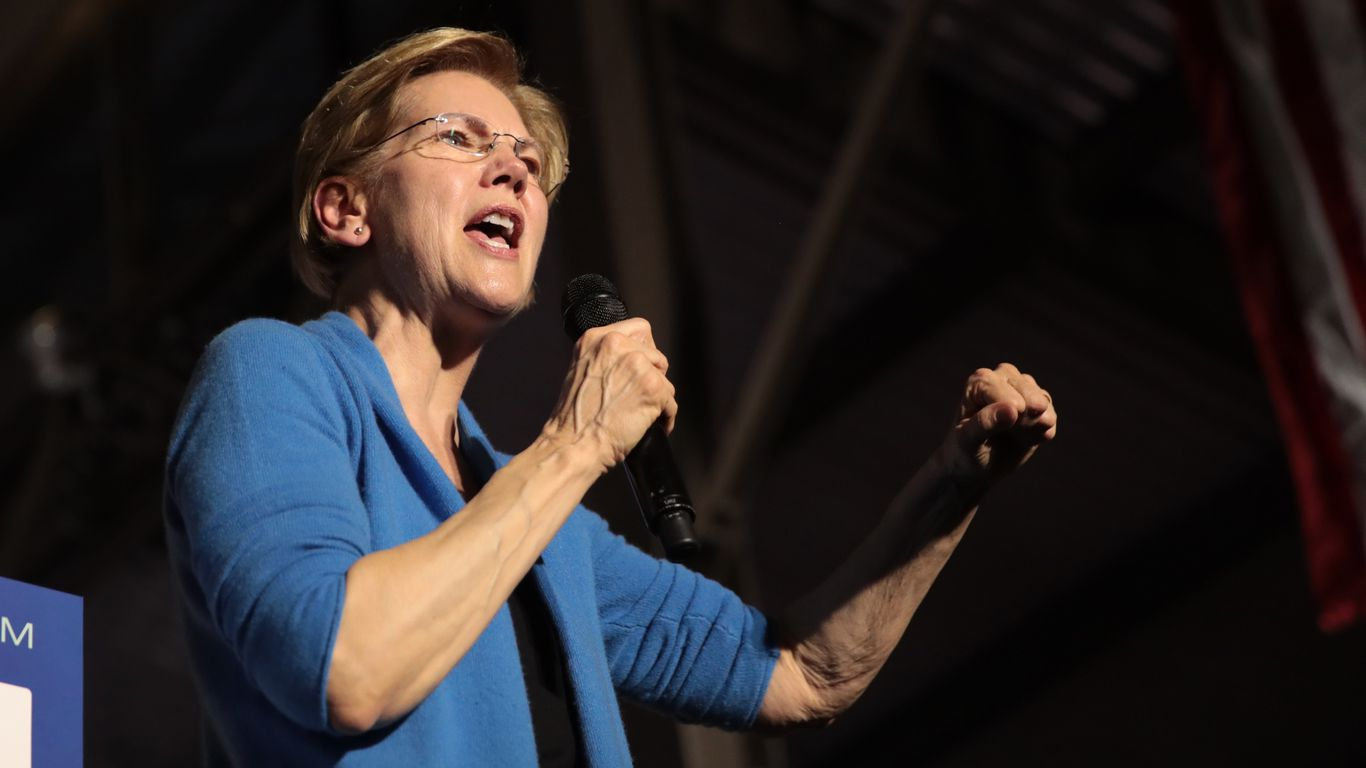 Warren broadsides private equity following stock market volatility thumbnail