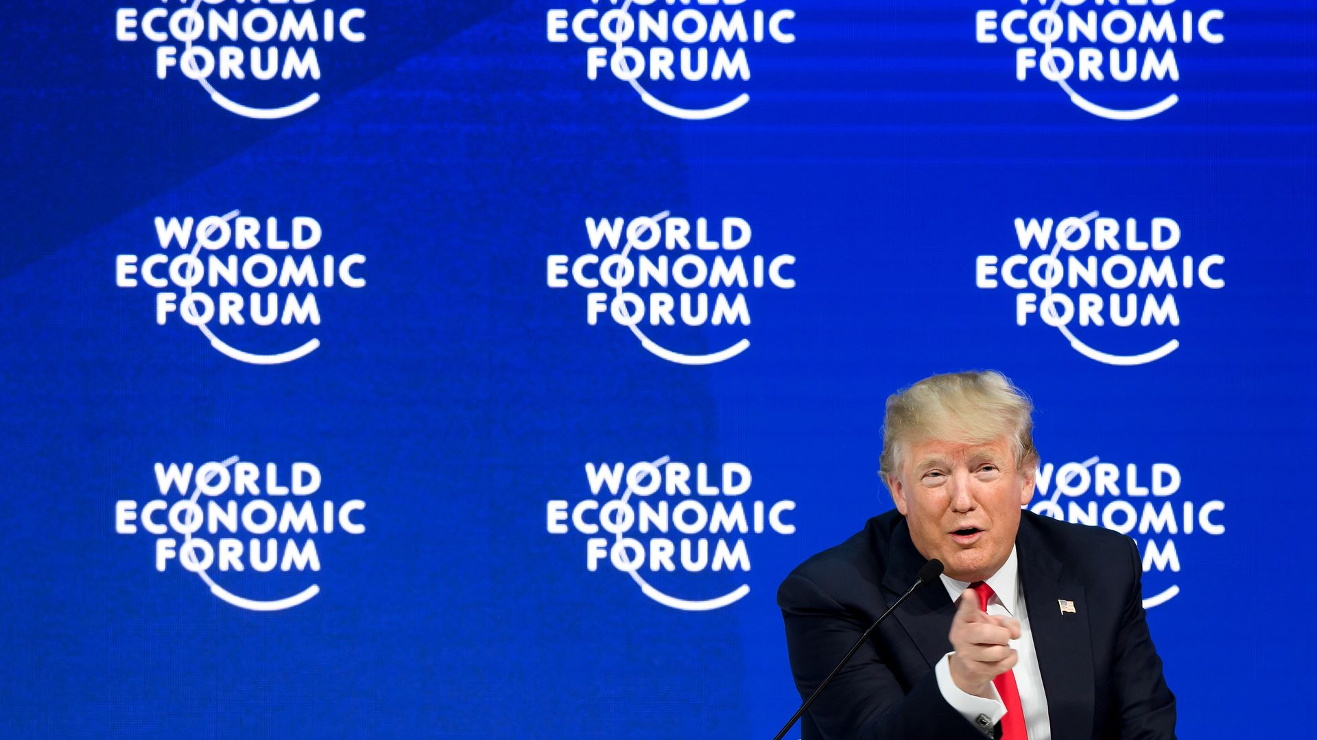 What's worrying the Davos crowd: CEO survey points to bumpy 2020