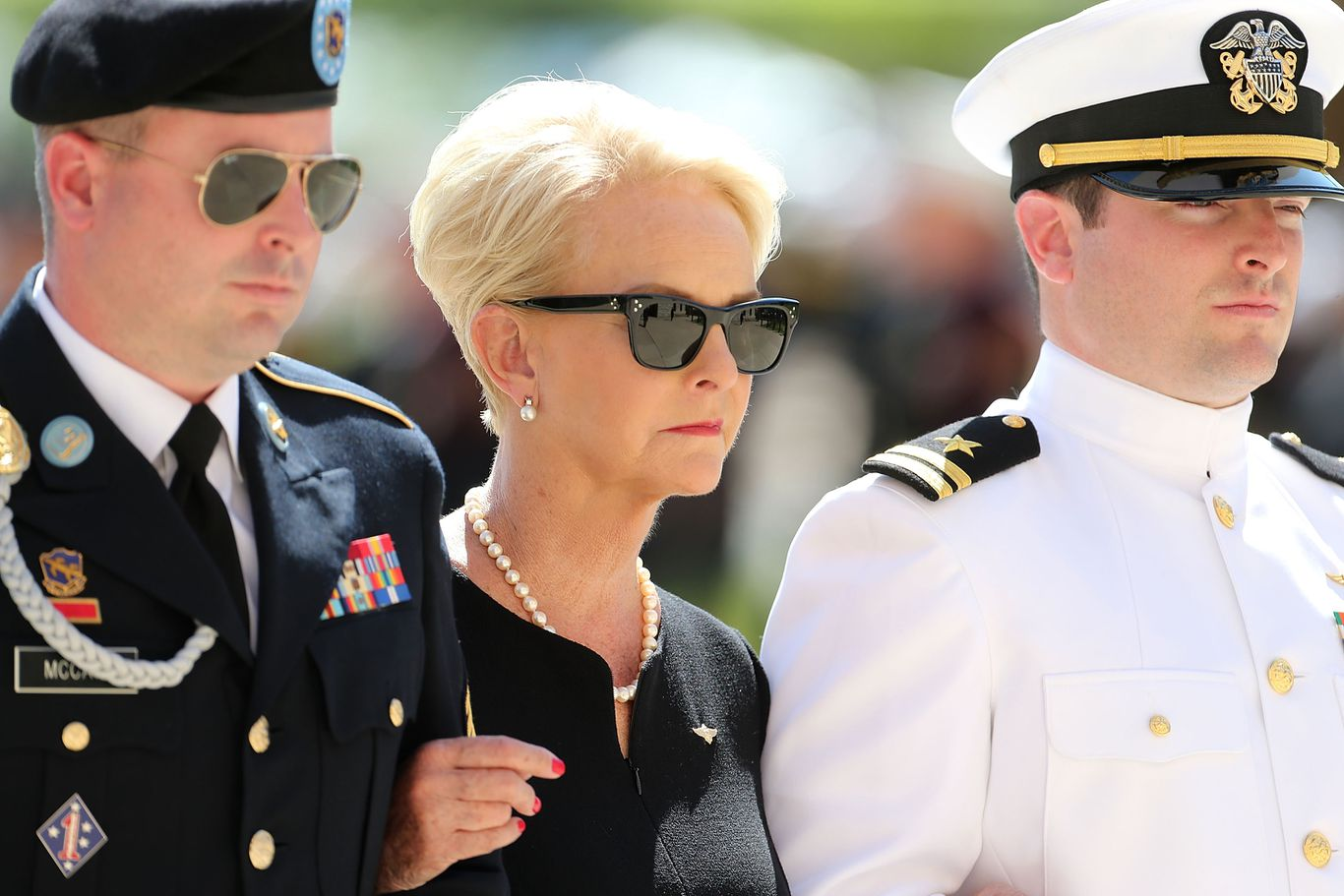 Cindy McCain to formally endorse Joe Biden