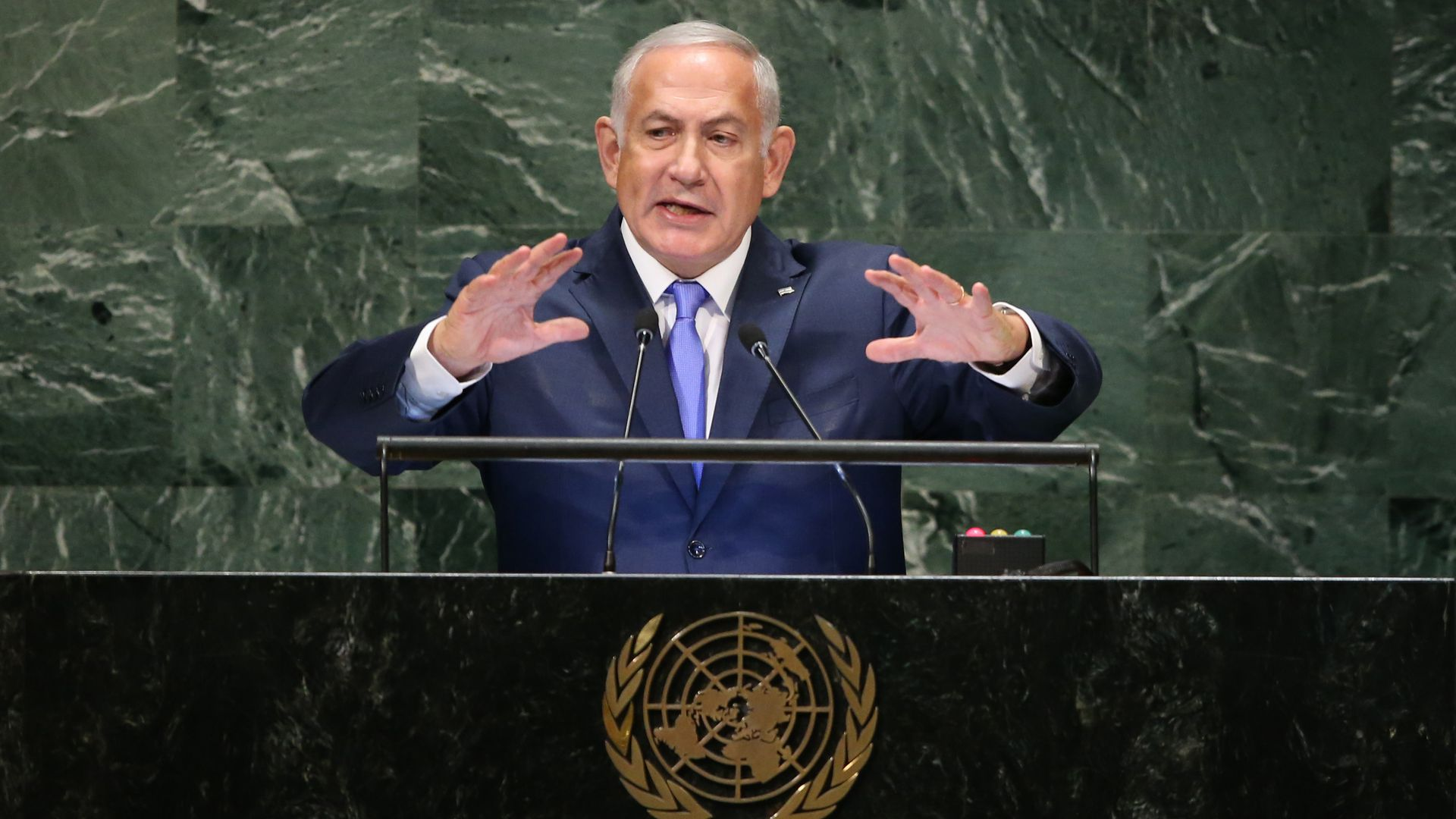 Netanyahu held secret meeting with Morocco's foreign minister at the UN General Assembly
