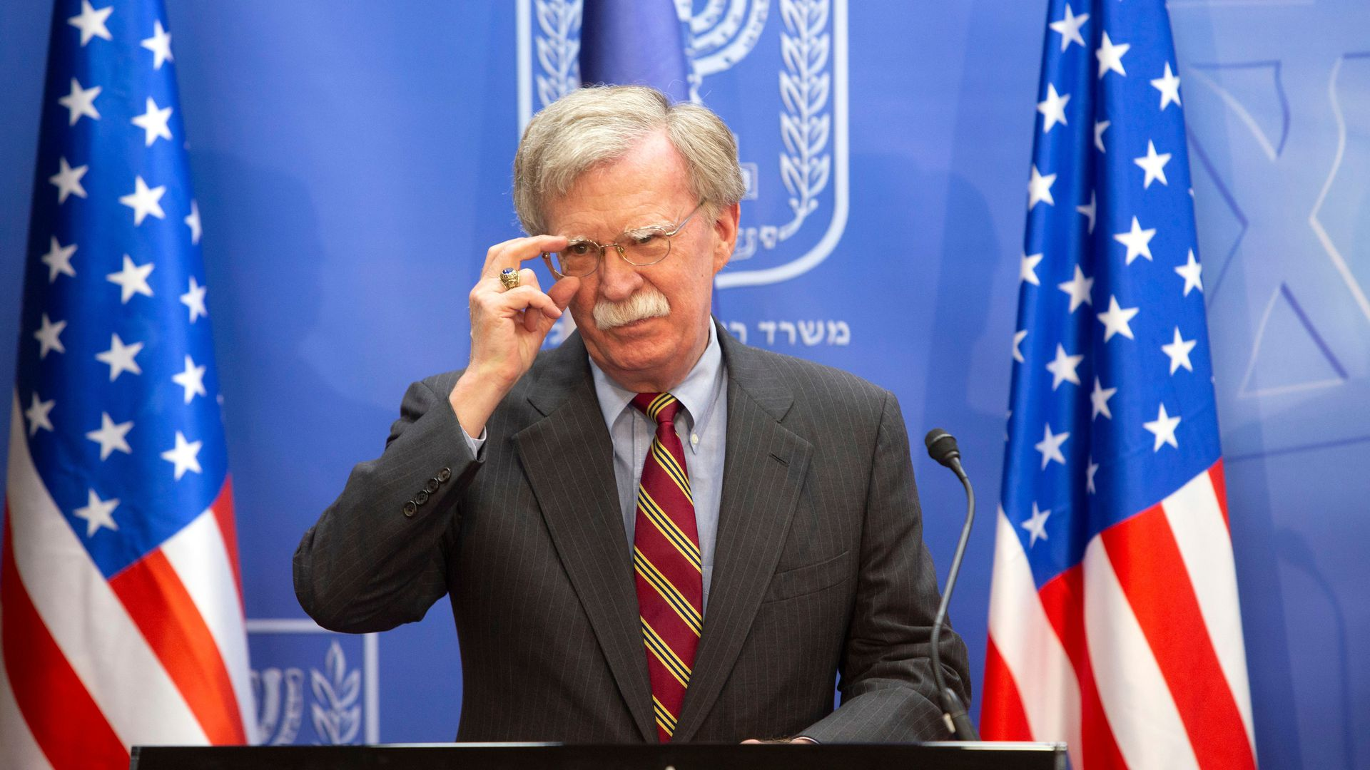 Trump's former national security adviser John Bolton signs $2M book deal