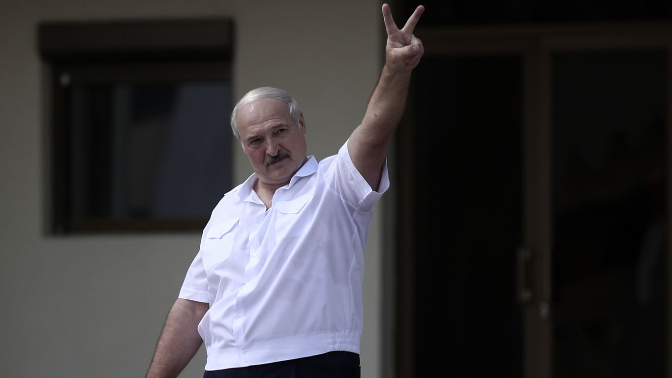 Belarus dictator Lukashenko says he'll leave post after new constitution thumbnail
