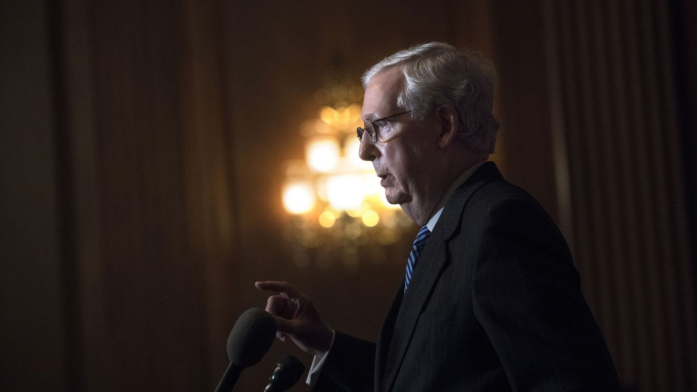 McConnell to deliver Biden certification defense ahead of electoral challenge thumbnail