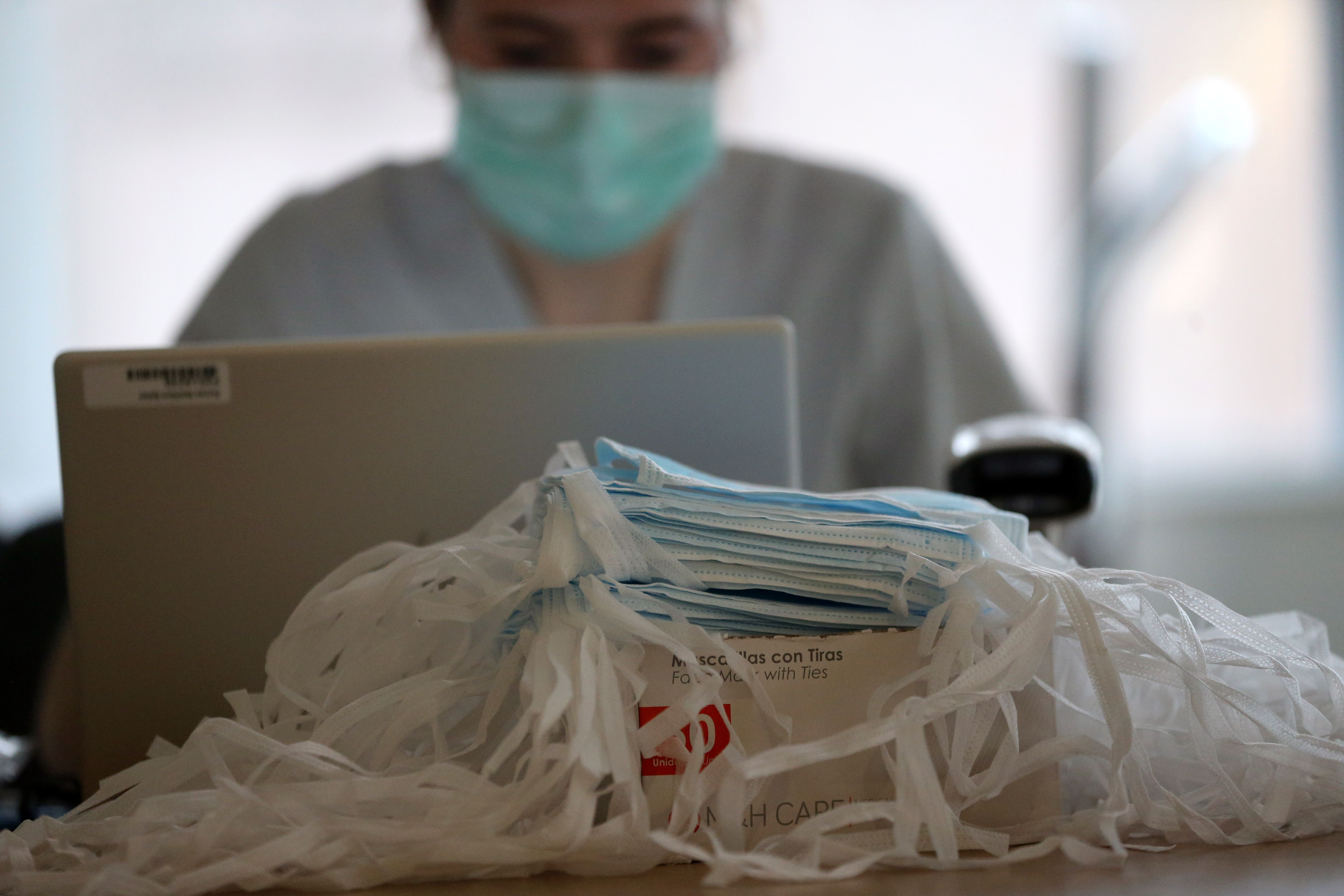 Desperation and chaos dominate the global hunt for coronavirus personal protective equipment