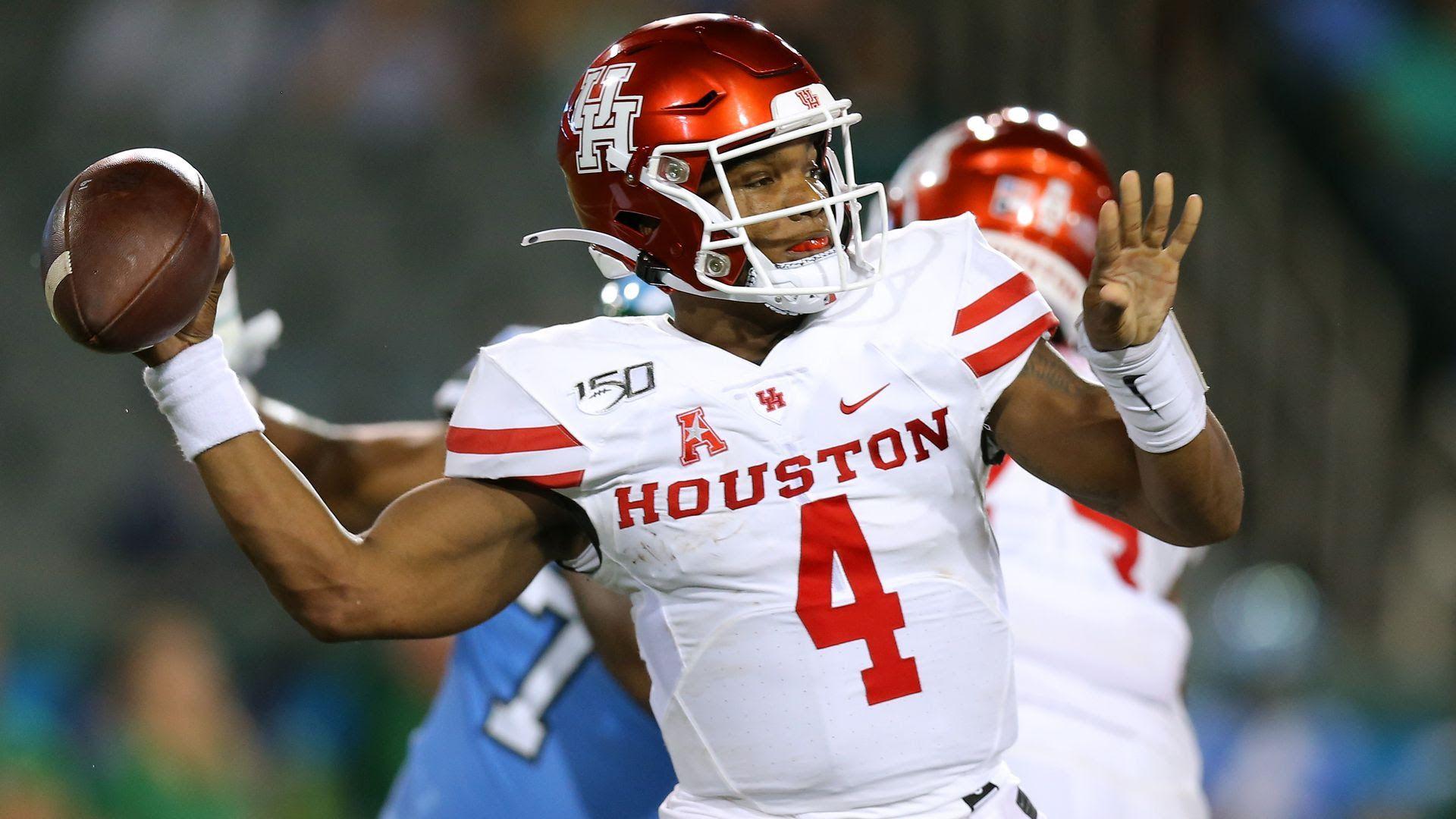 Houston's D'Eriq King