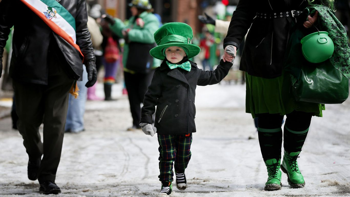 Pandemic restrictions force Saint Paul officials to cancel St. Patrick's Day parade