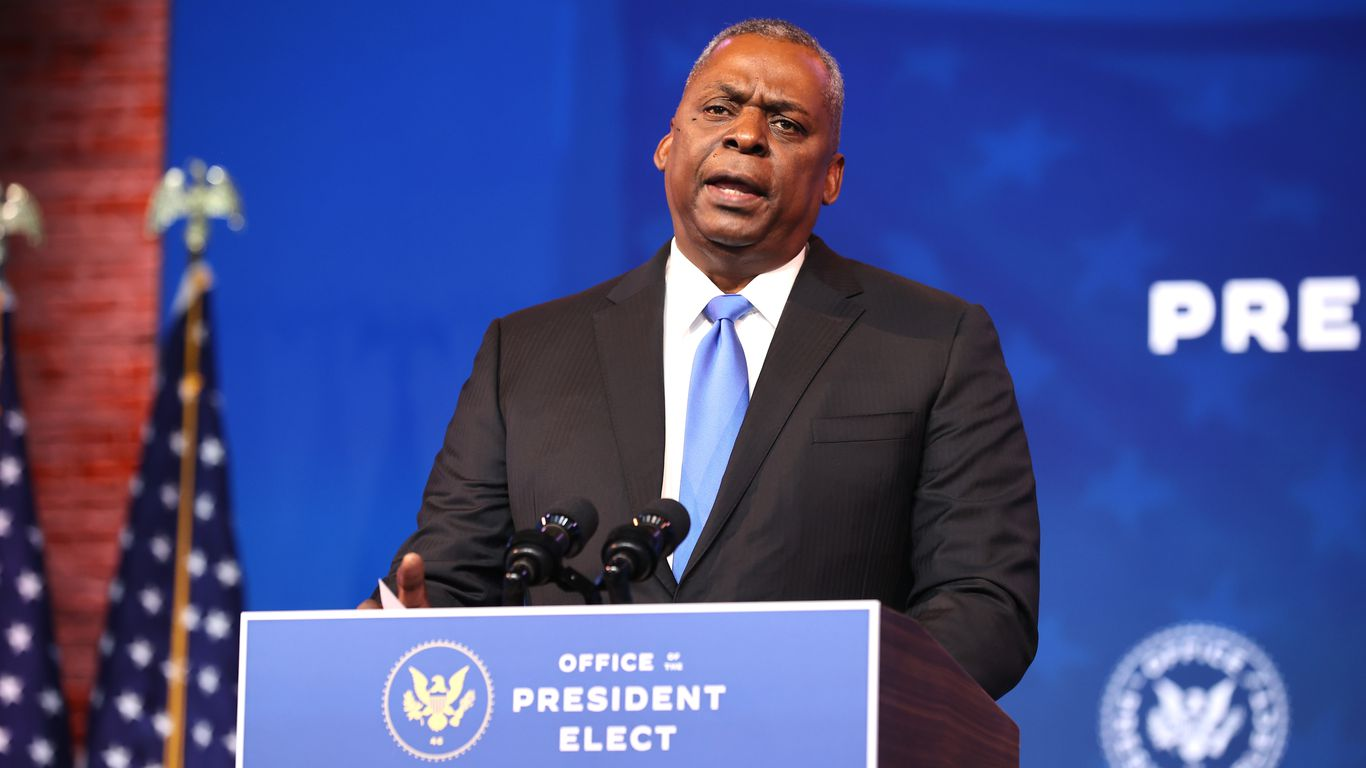 Democrats try to sneak Pentagon waiver for Lloyd Austin into government funding bill thumbnail