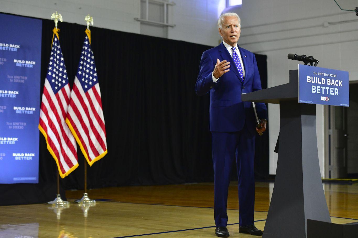 "Biden campaign calls Trump's failure to raise Russian bounties with Putin ""despicable"" thumbnail"