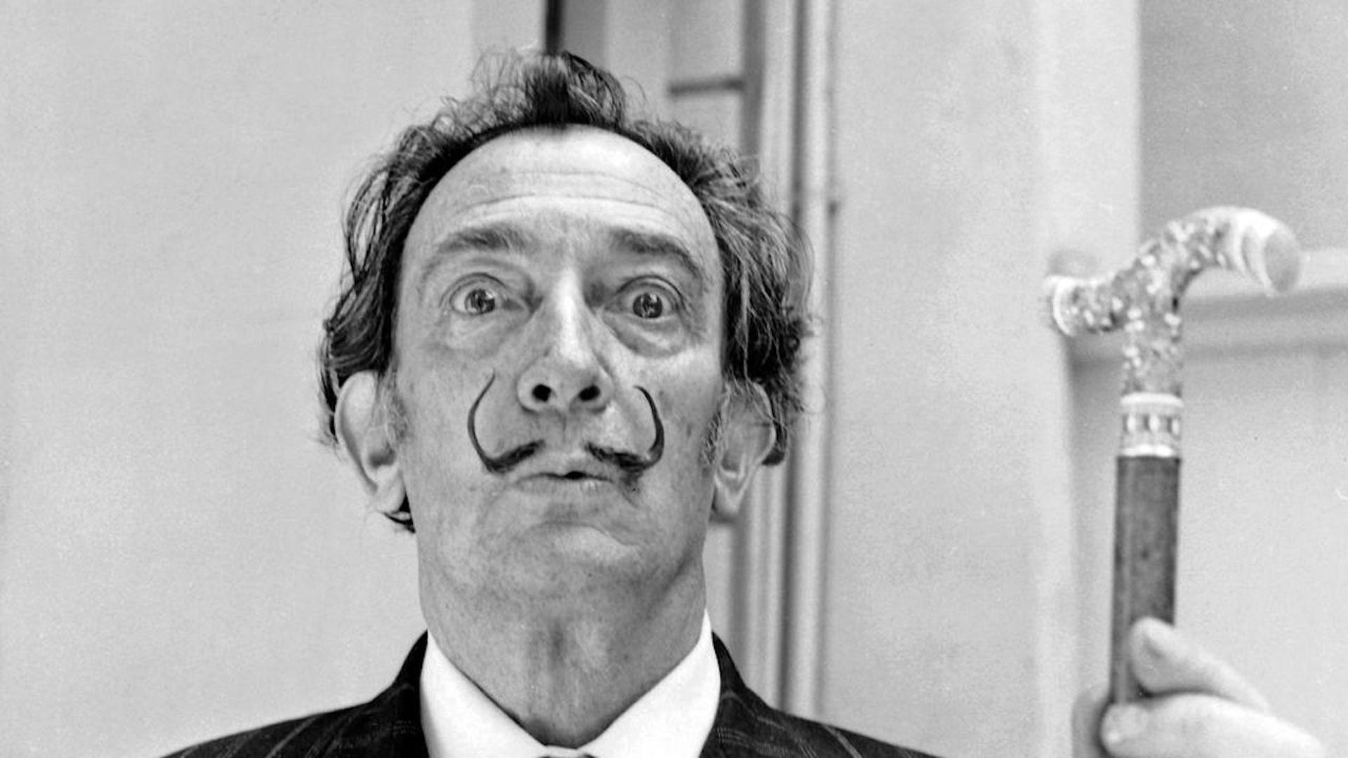 A new Florida art installation reanimates Salvador Dalí - Axios