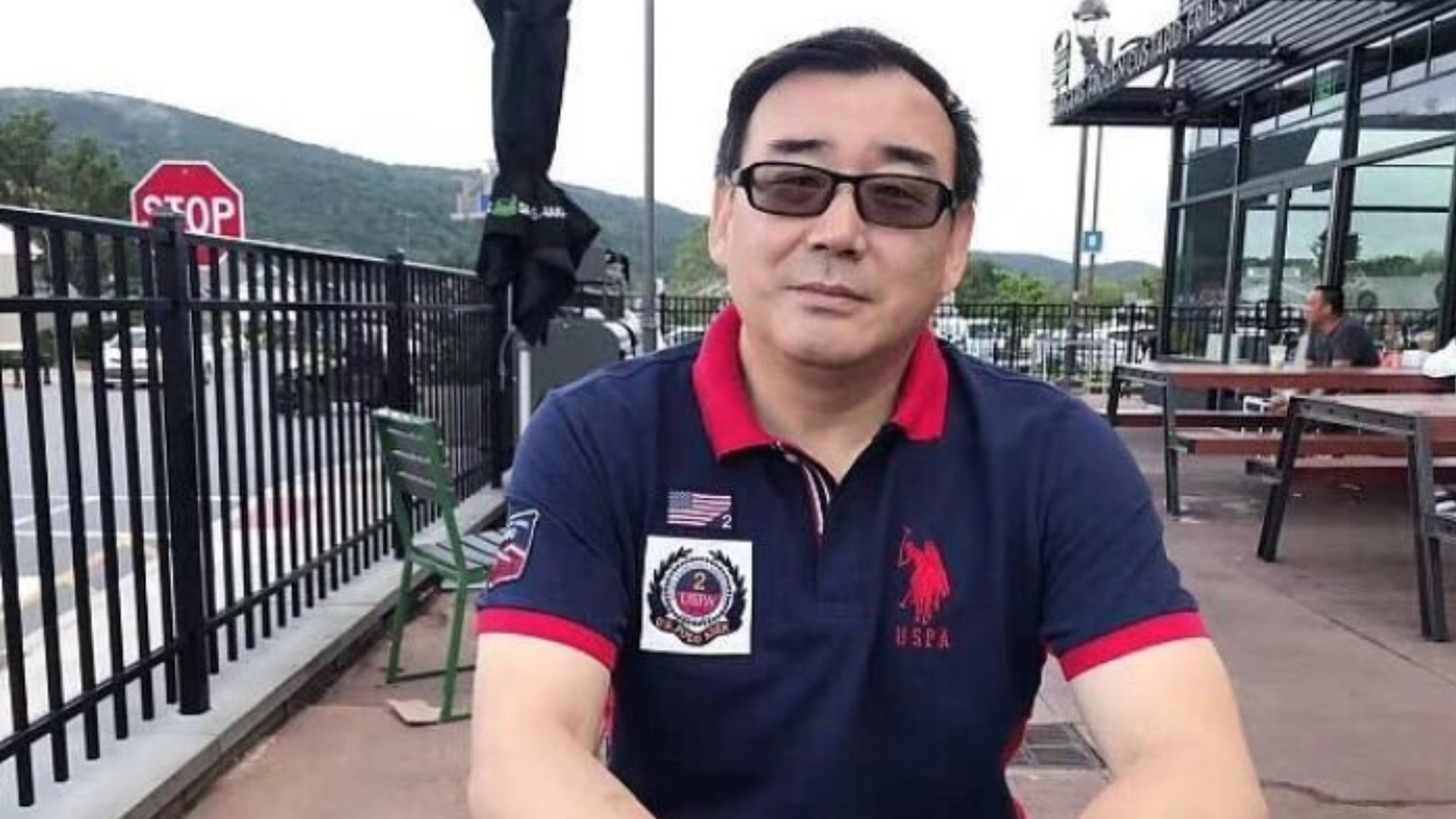 Yang Hengjun relaxes in China