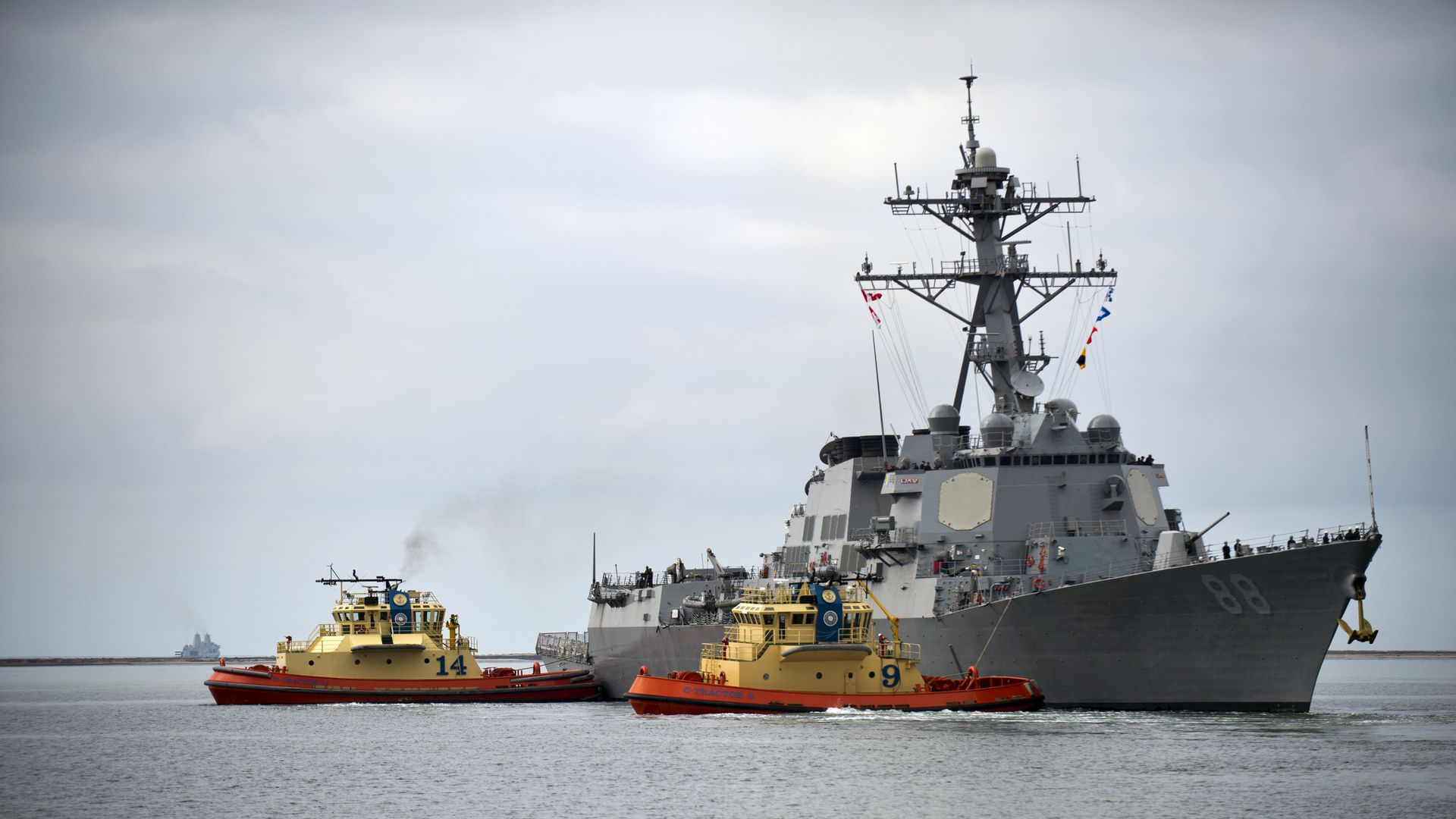 U.S. warship sails near disputed South China Sea reef
