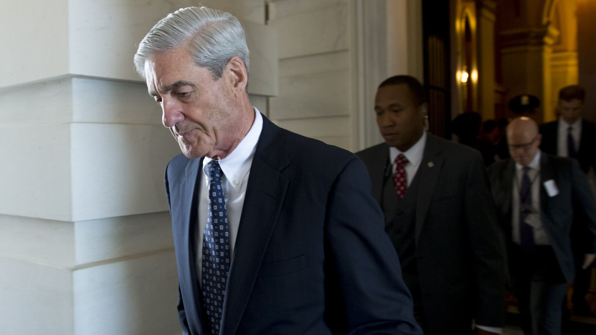 Justice Department no longer expected to send Russia investigation to Congress today